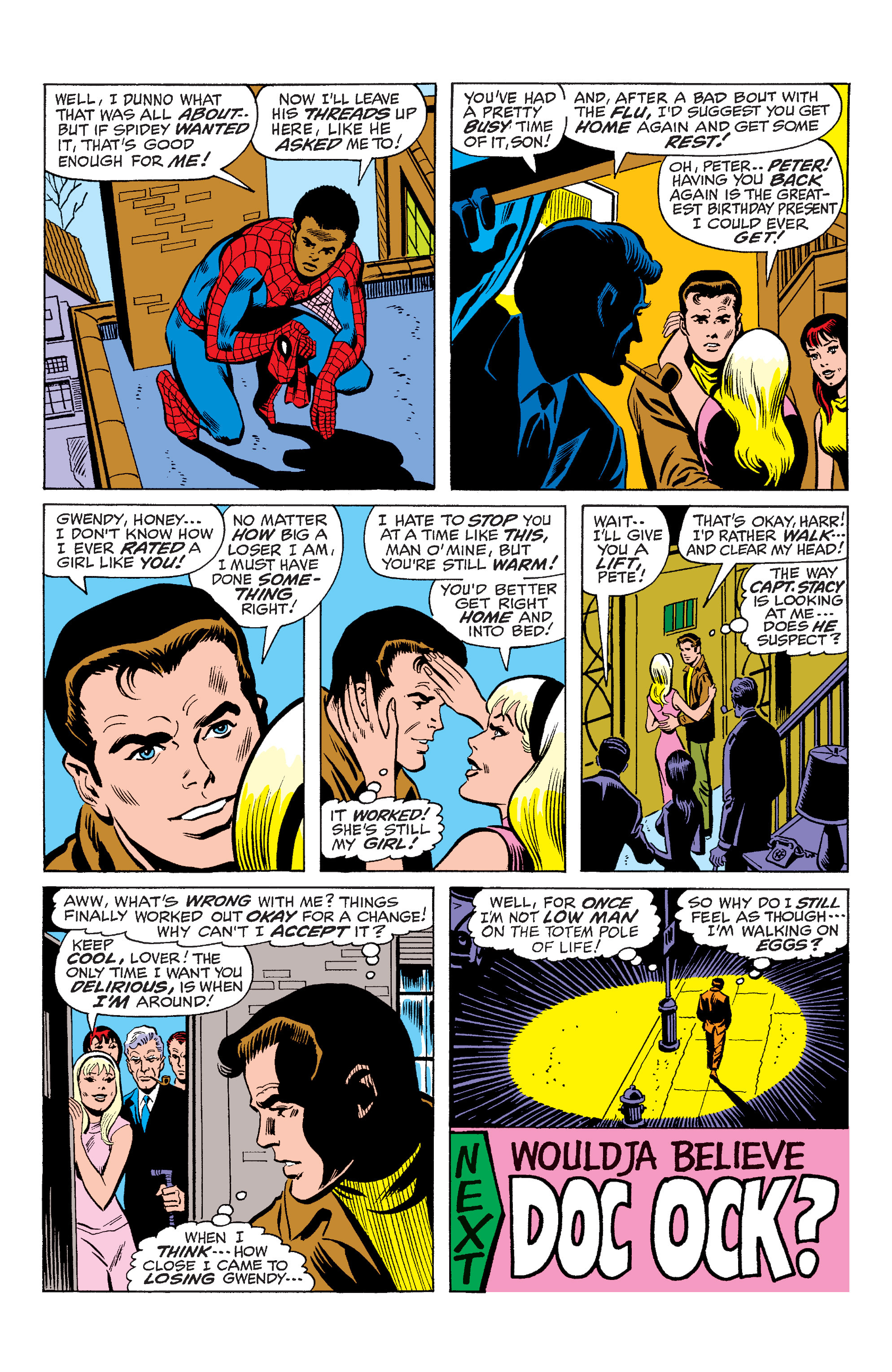 The Amazing Spider-Man (1963) 87 Page 19