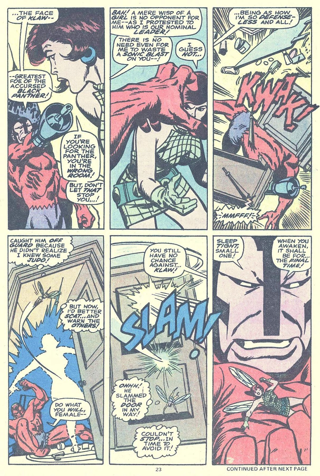 Marvel Triple Action (1972) issue 47 - Page 25