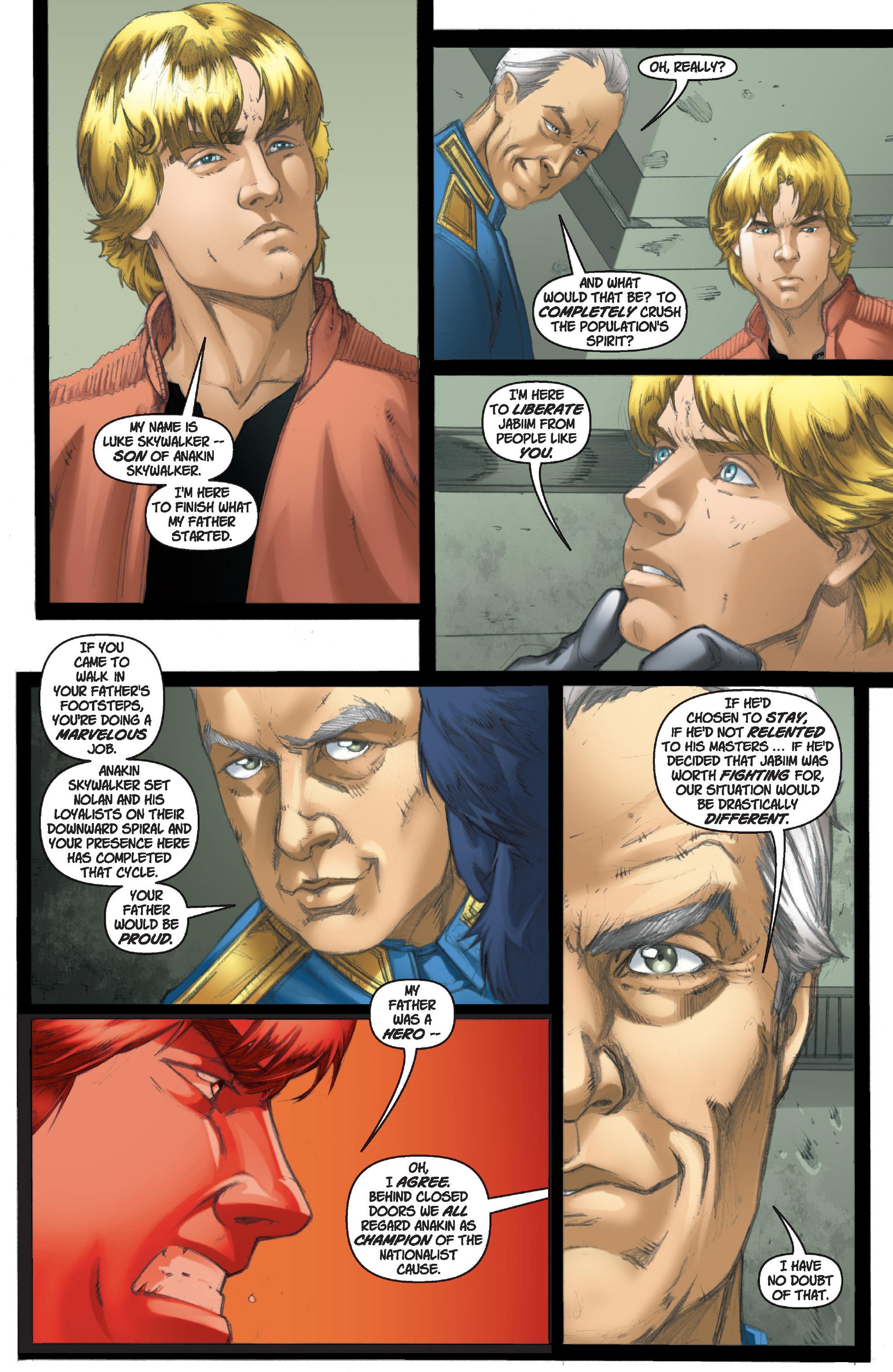 Read online Star Wars Omnibus comic -  Issue # Vol. 20 - 146