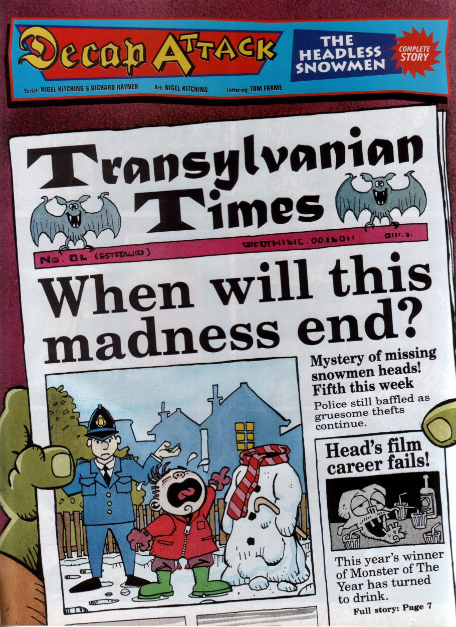 Read online Sonic the Comic comic -  Issue #69 - 12