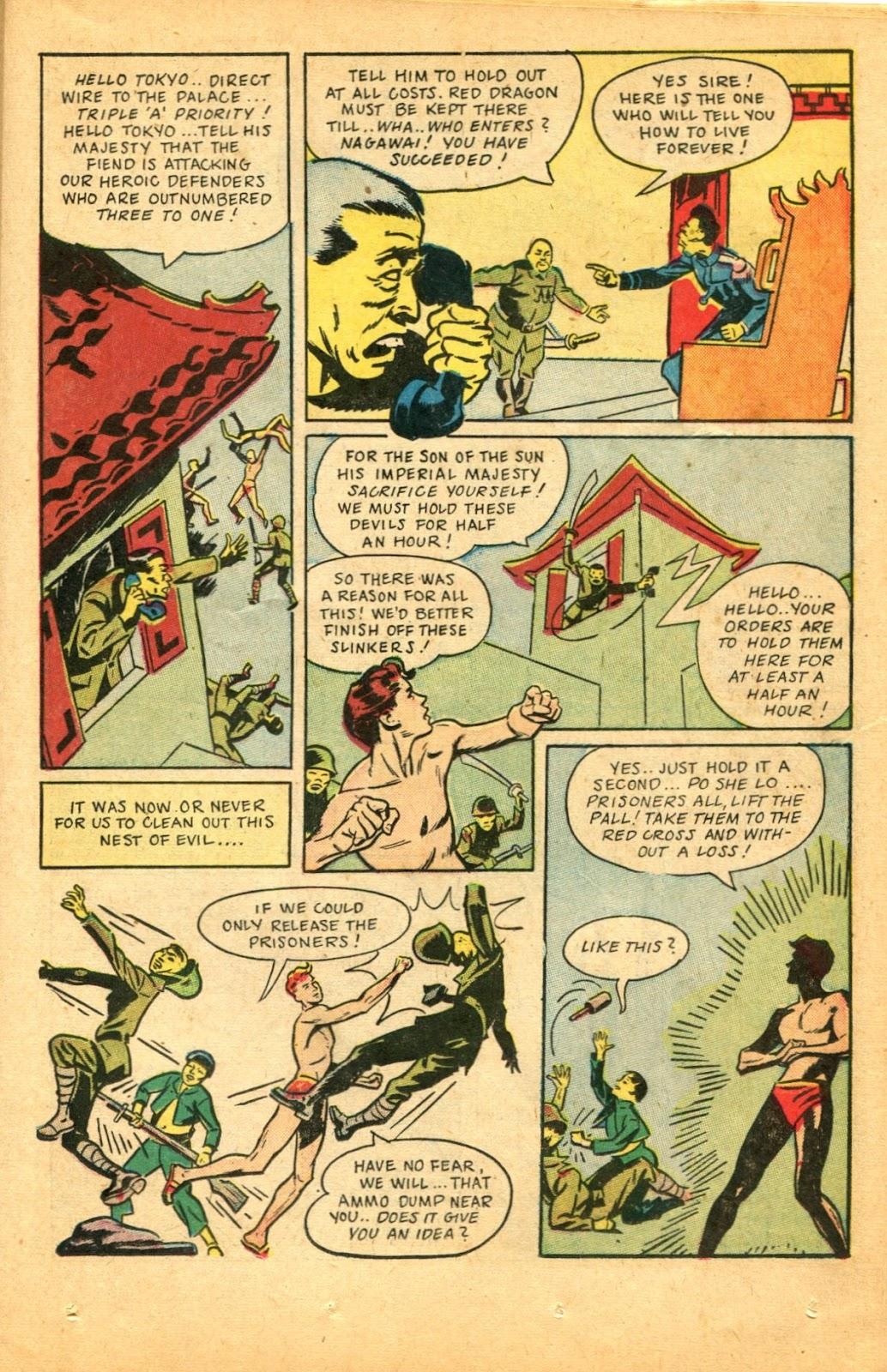 Read online Super-Magician Comics comic -  Issue #49 - 31