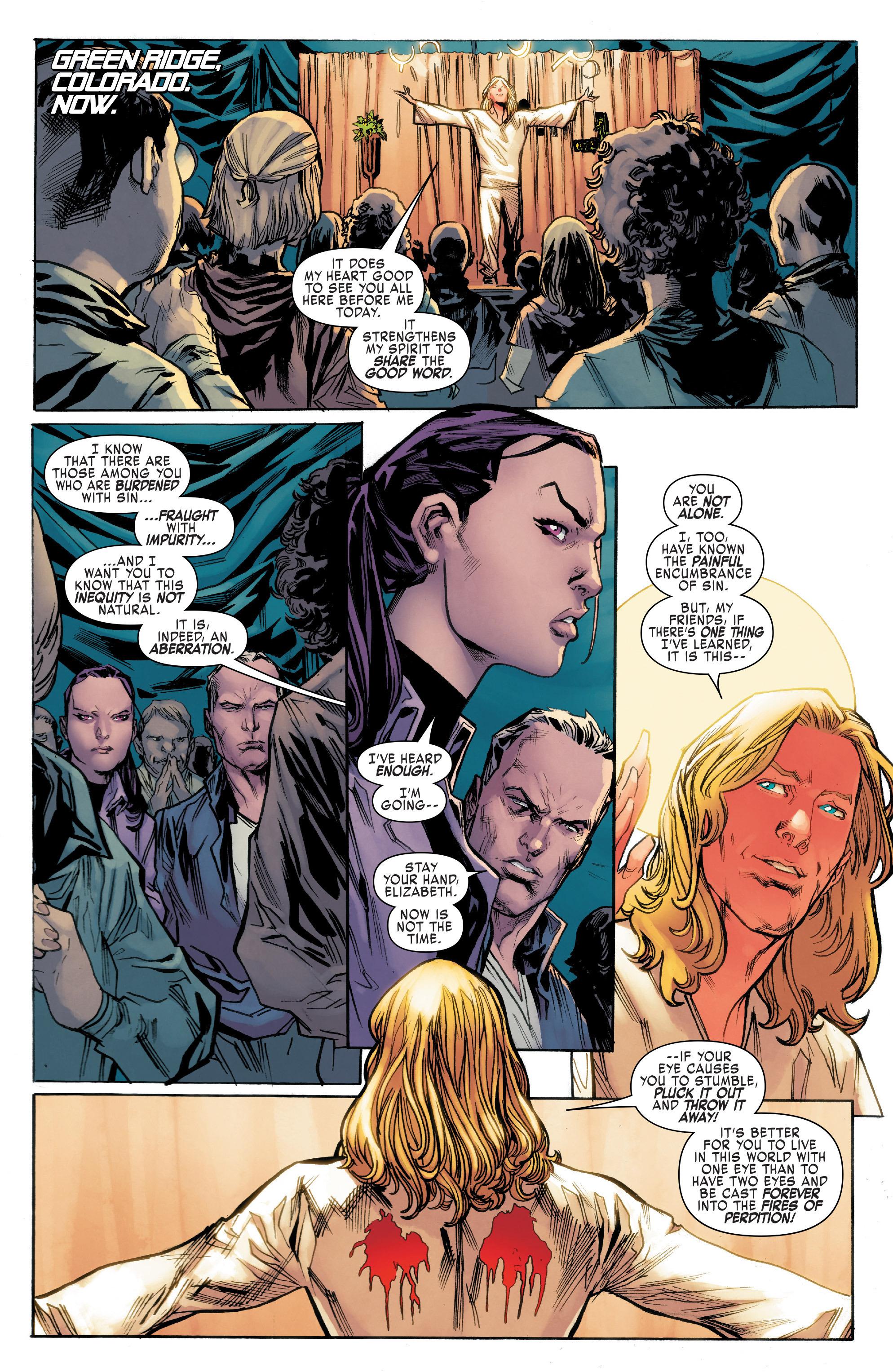 Read online Uncanny X-Men (2016) comic -  Issue #7 - 6