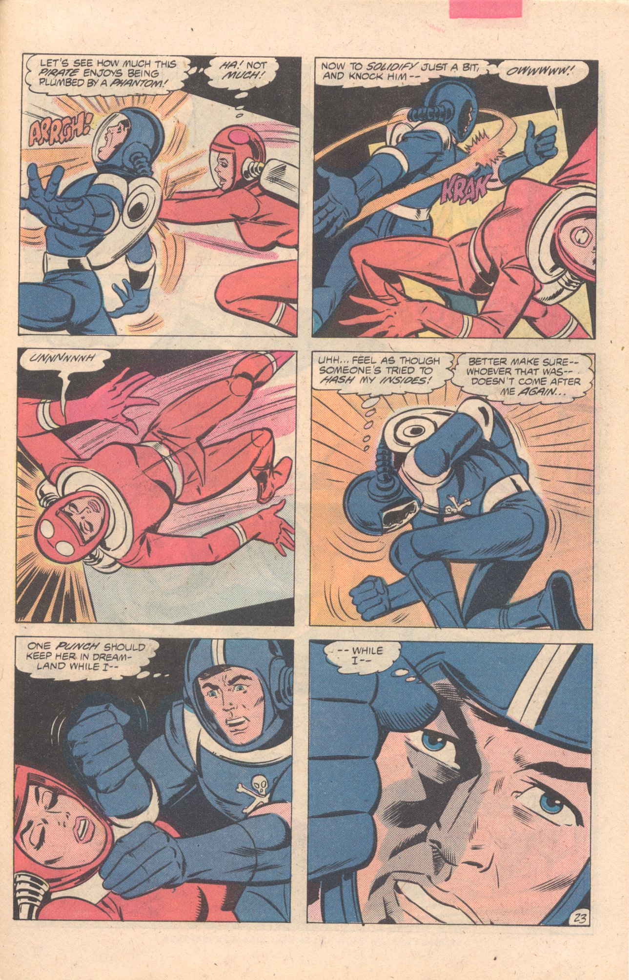 Legion of Super-Heroes (1980) 274 Page 23