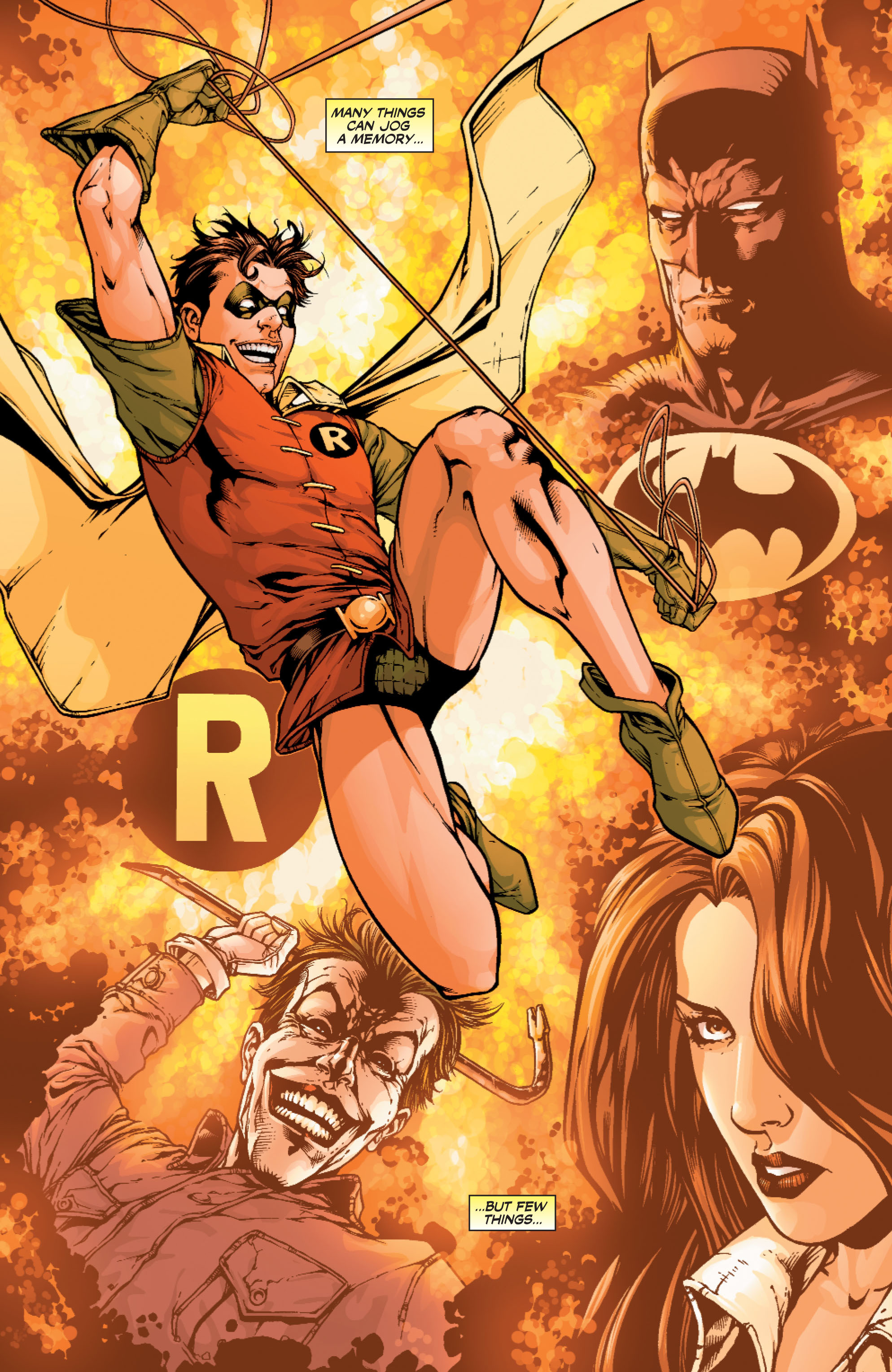 Read online Batman: Under The Red Hood comic -  Issue # Full - 347
