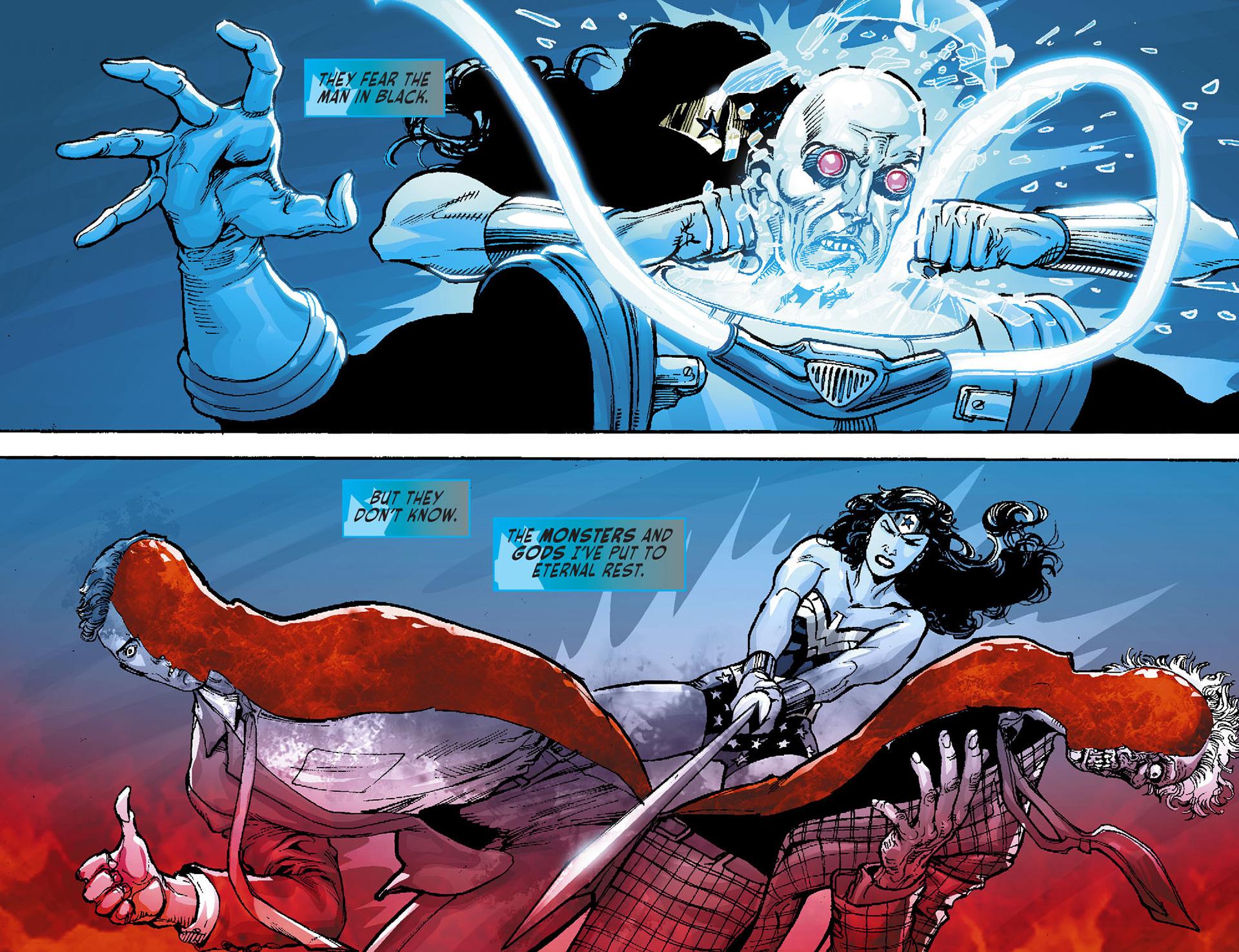 Read online Sensation Comics Featuring Wonder Woman comic -  Issue #2 - 11