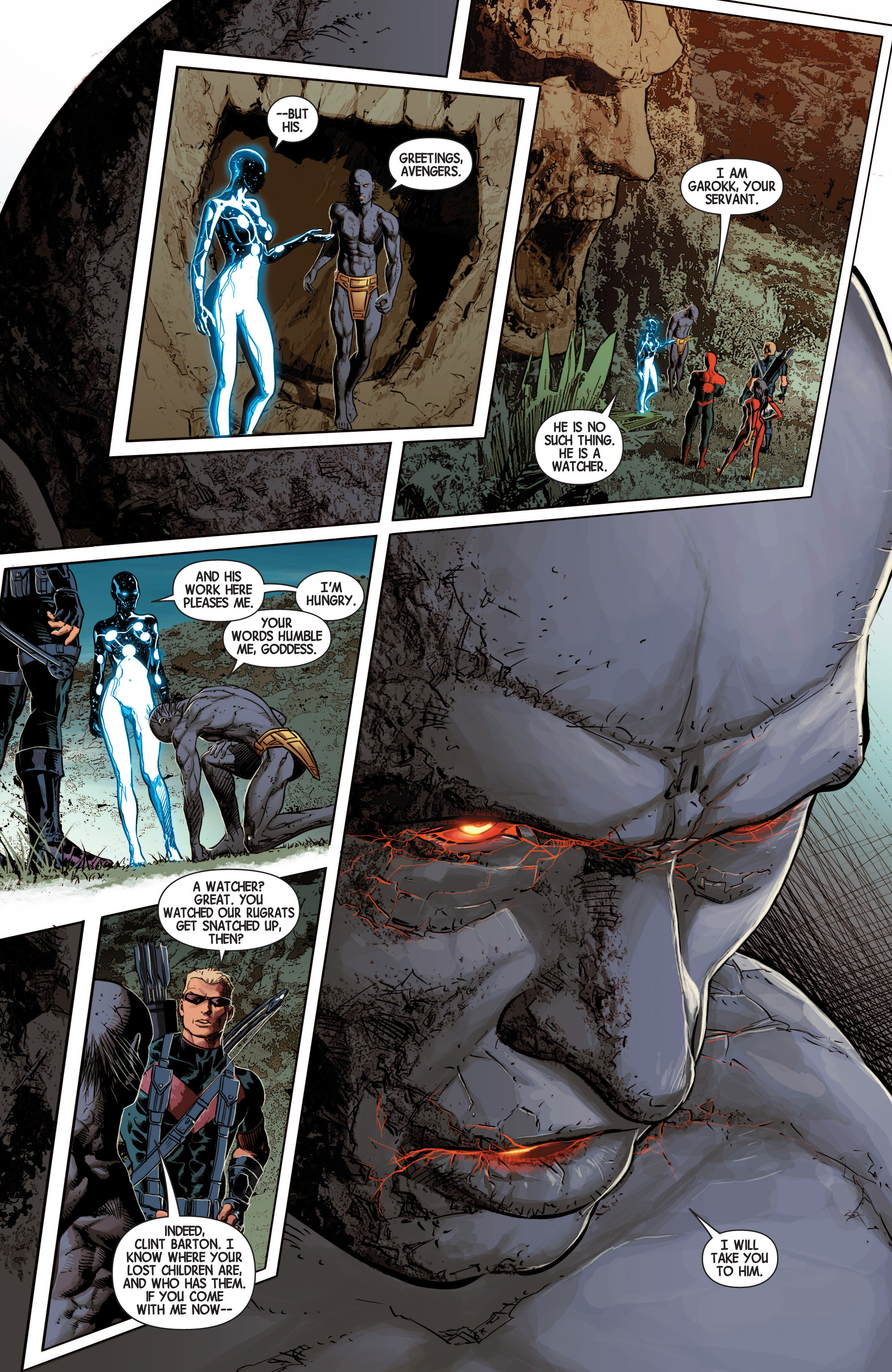 Read online Avengers (2013) comic -  Issue #Avengers (2013) _TPB 3 - 35