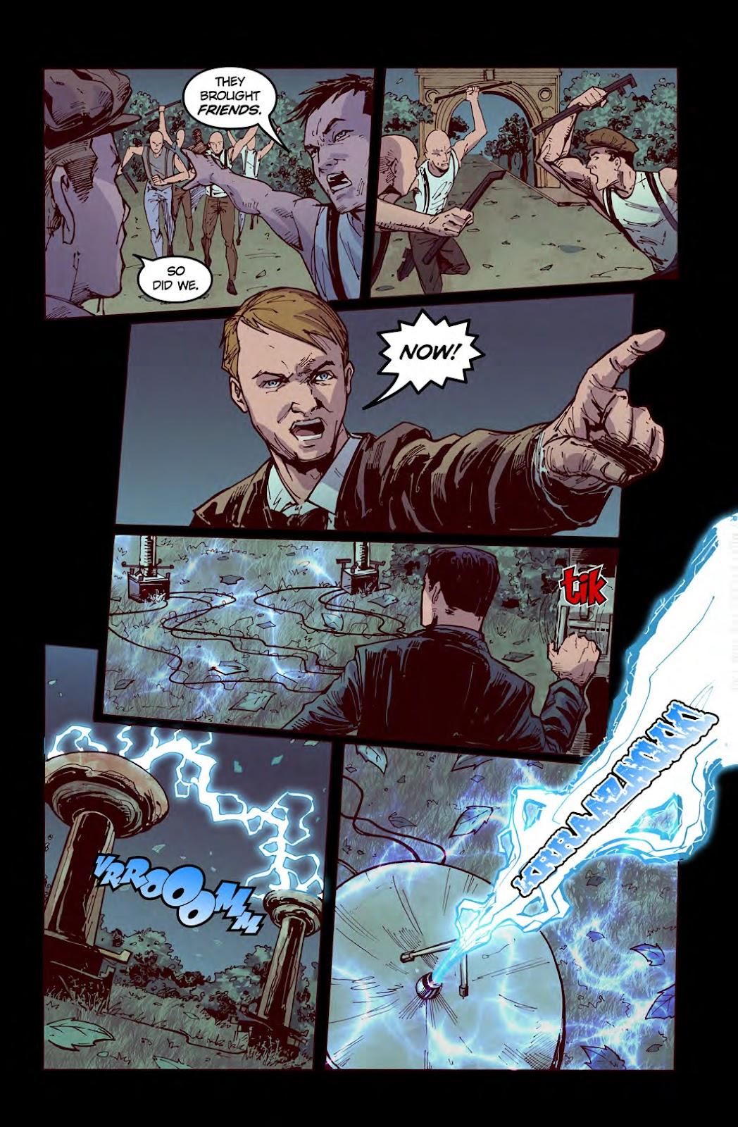 Read online American Dreams comic -  Issue #1 - 14