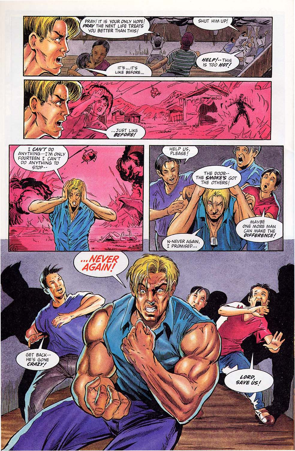 Read online Charlemagne comic -  Issue #1 - 36