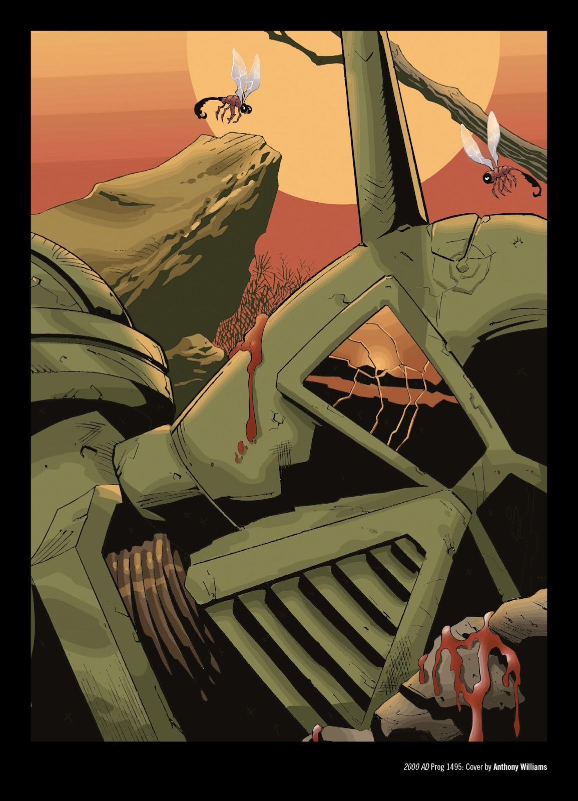 Judge Dredd Megazine (Vol. 5) Issue #381 #180 - English 129