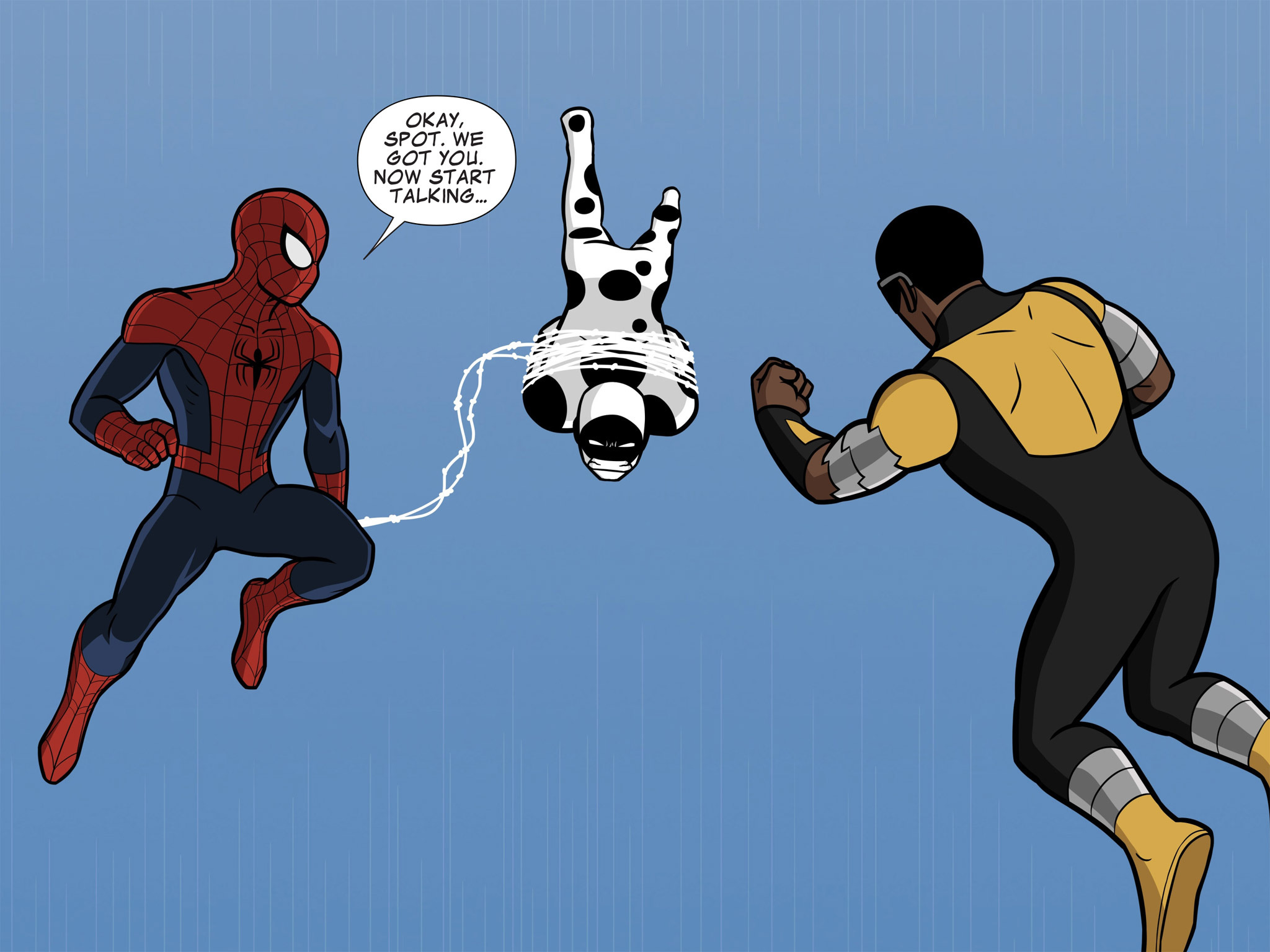 Read online Ultimate Spider-Man (Infinite Comics) (2015) comic -  Issue #11 - 11