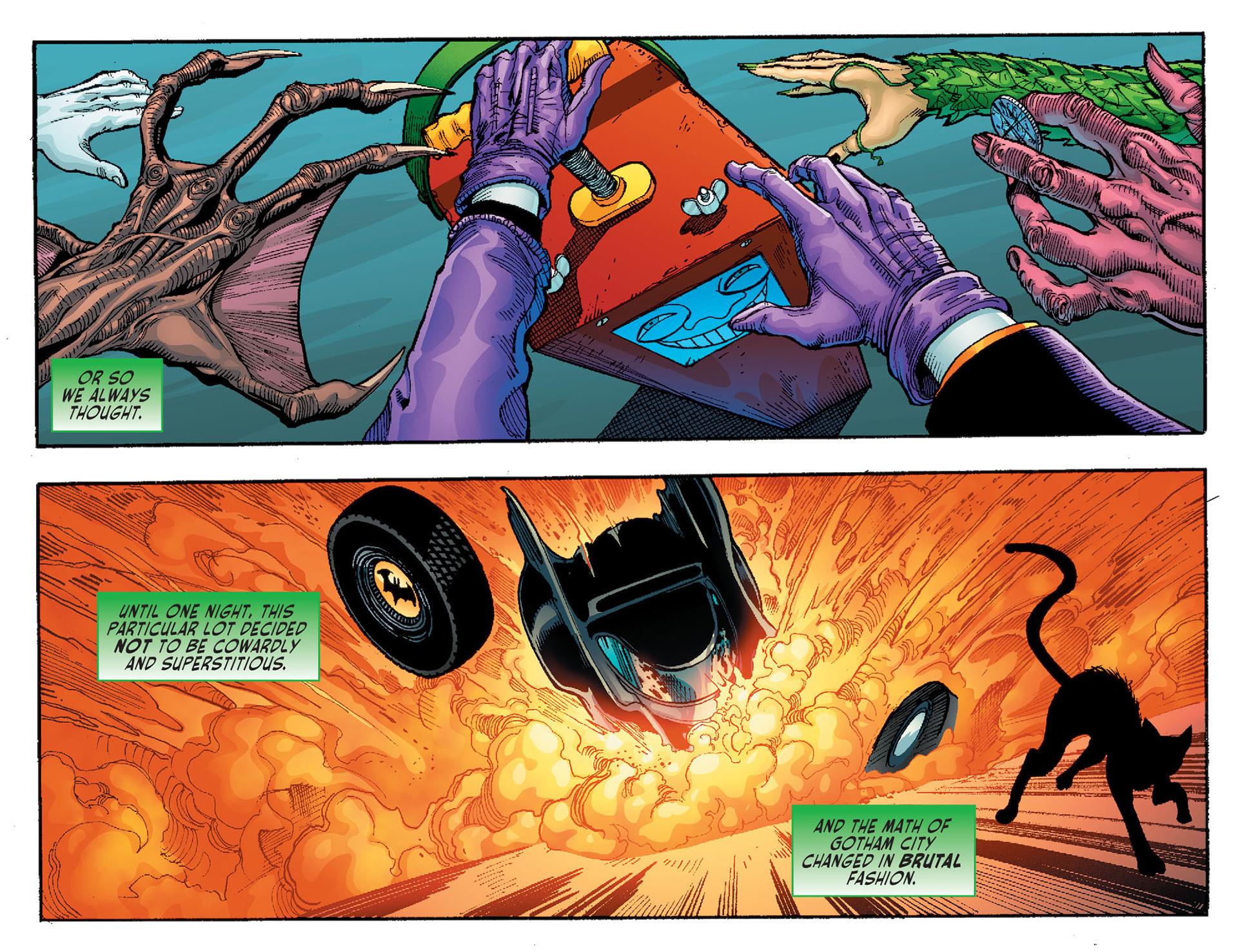 Read online Sensation Comics Featuring Wonder Woman comic -  Issue #1 - 4