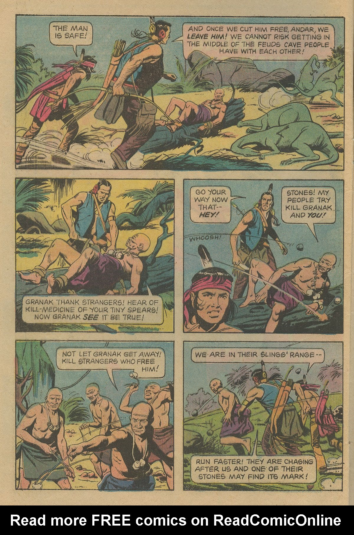Read online Turok, Son of Stone comic -  Issue #103 - 4