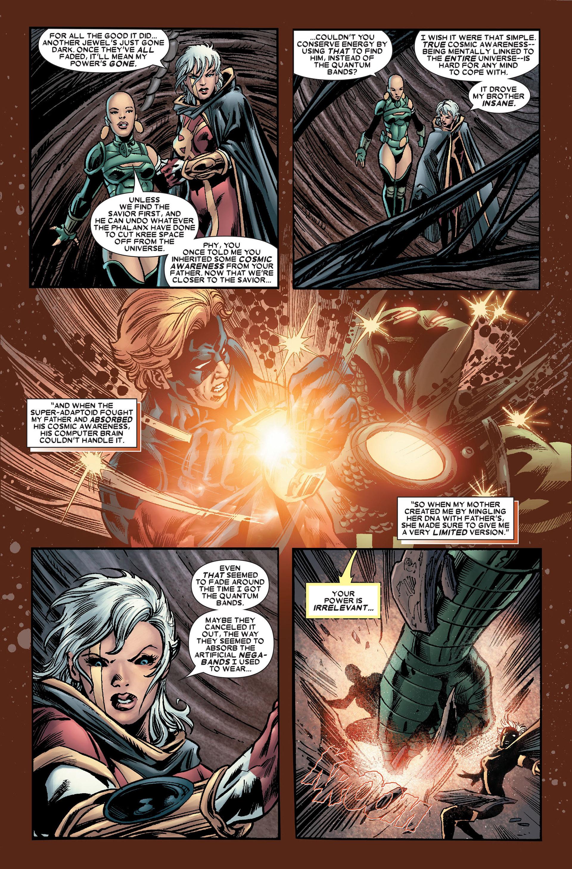 Read online Annihilation: Conquest - Quasar comic -  Issue #2 - 16