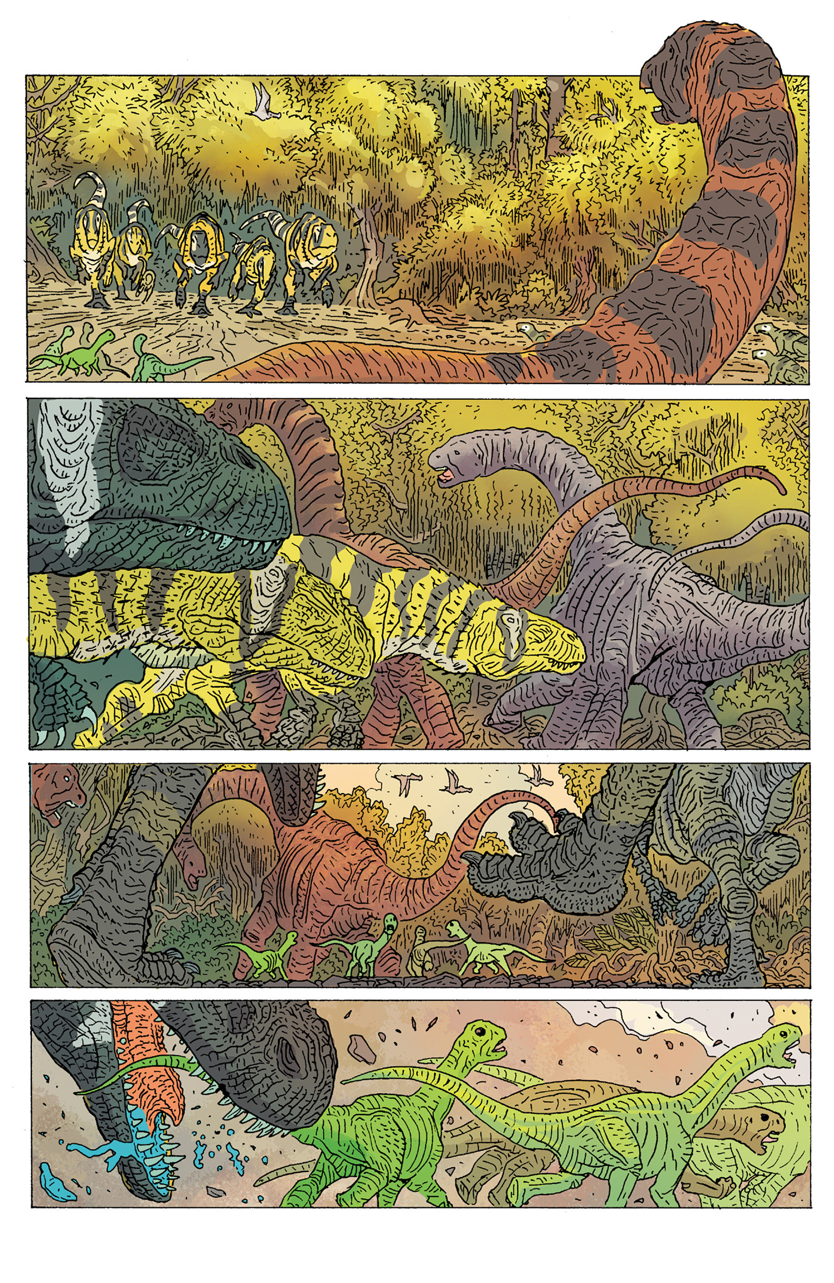 Read online Age of Reptiles: Ancient Egyptians comic -  Issue #2 - 7