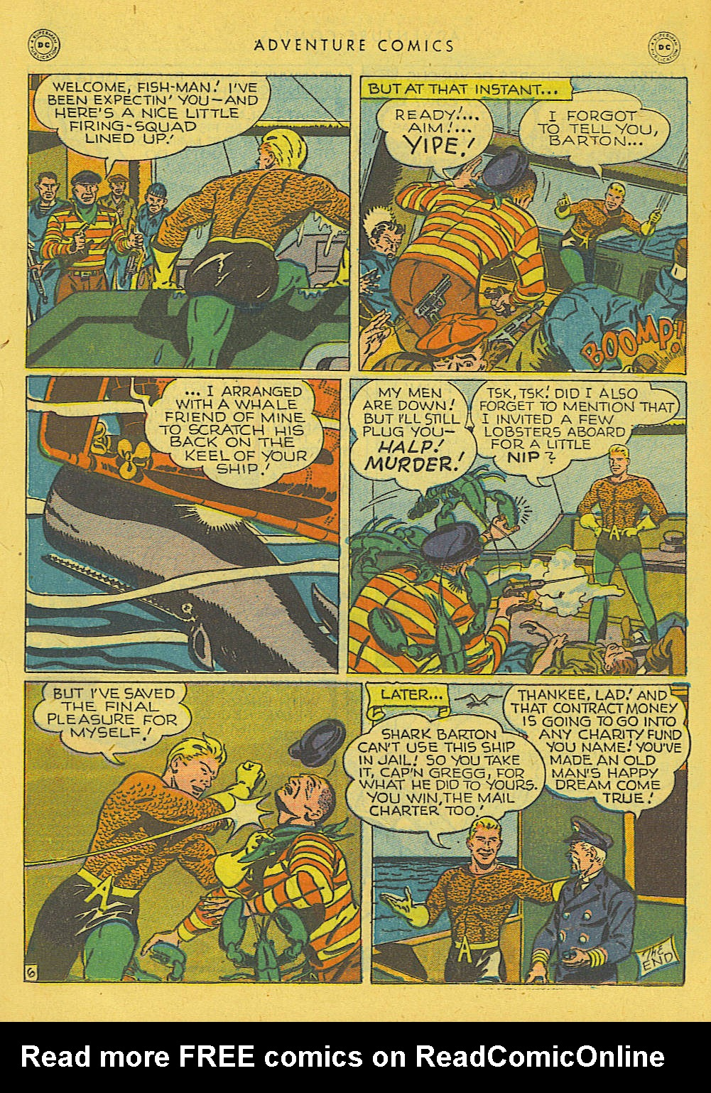 Read online Adventure Comics (1938) comic -  Issue #131 - 17