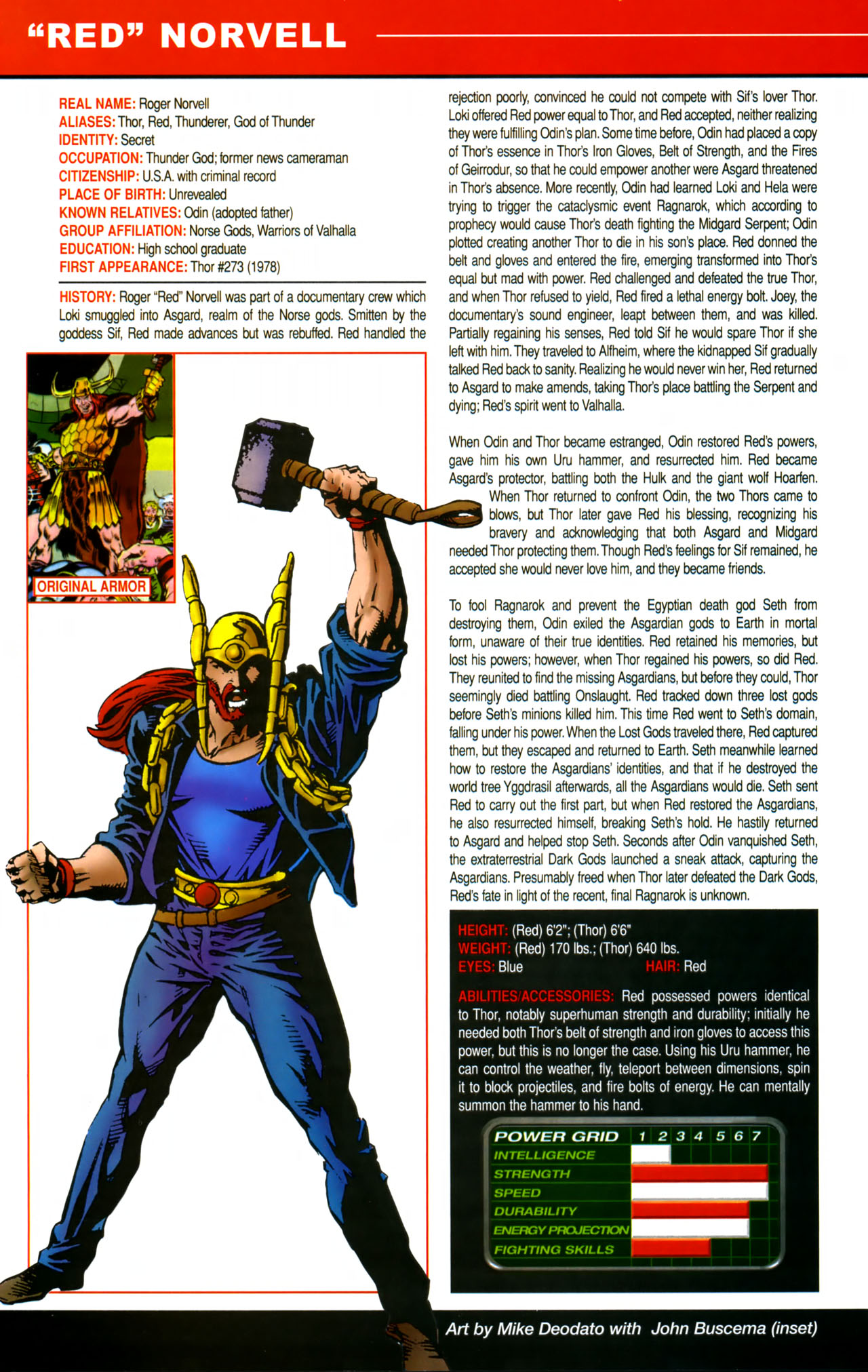 Read online All-New Official Handbook of the Marvel Universe A to Z comic -  Issue #8 - 18