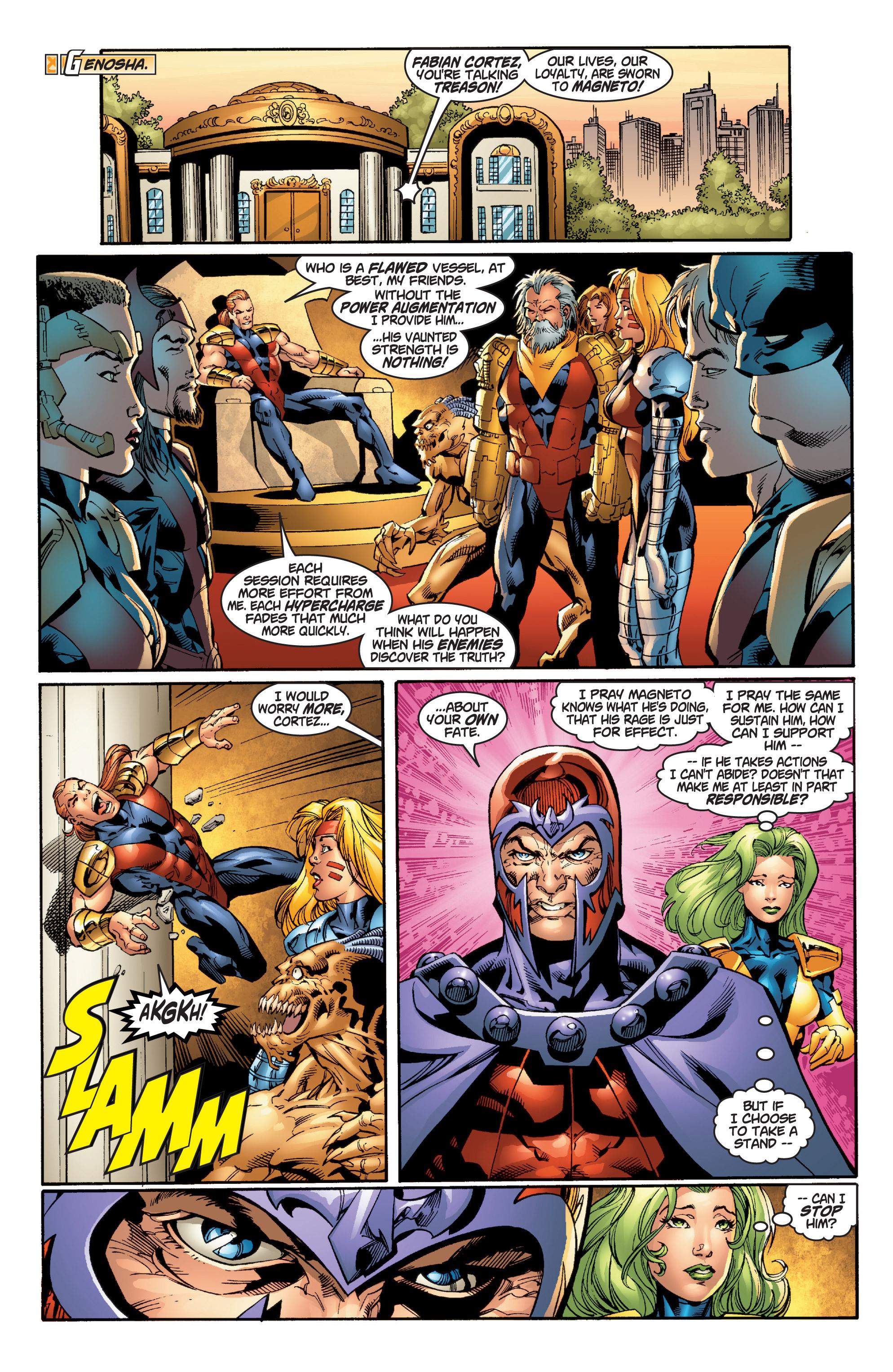 Read online Uncanny X-Men (1963) comic -  Issue #379 - 10