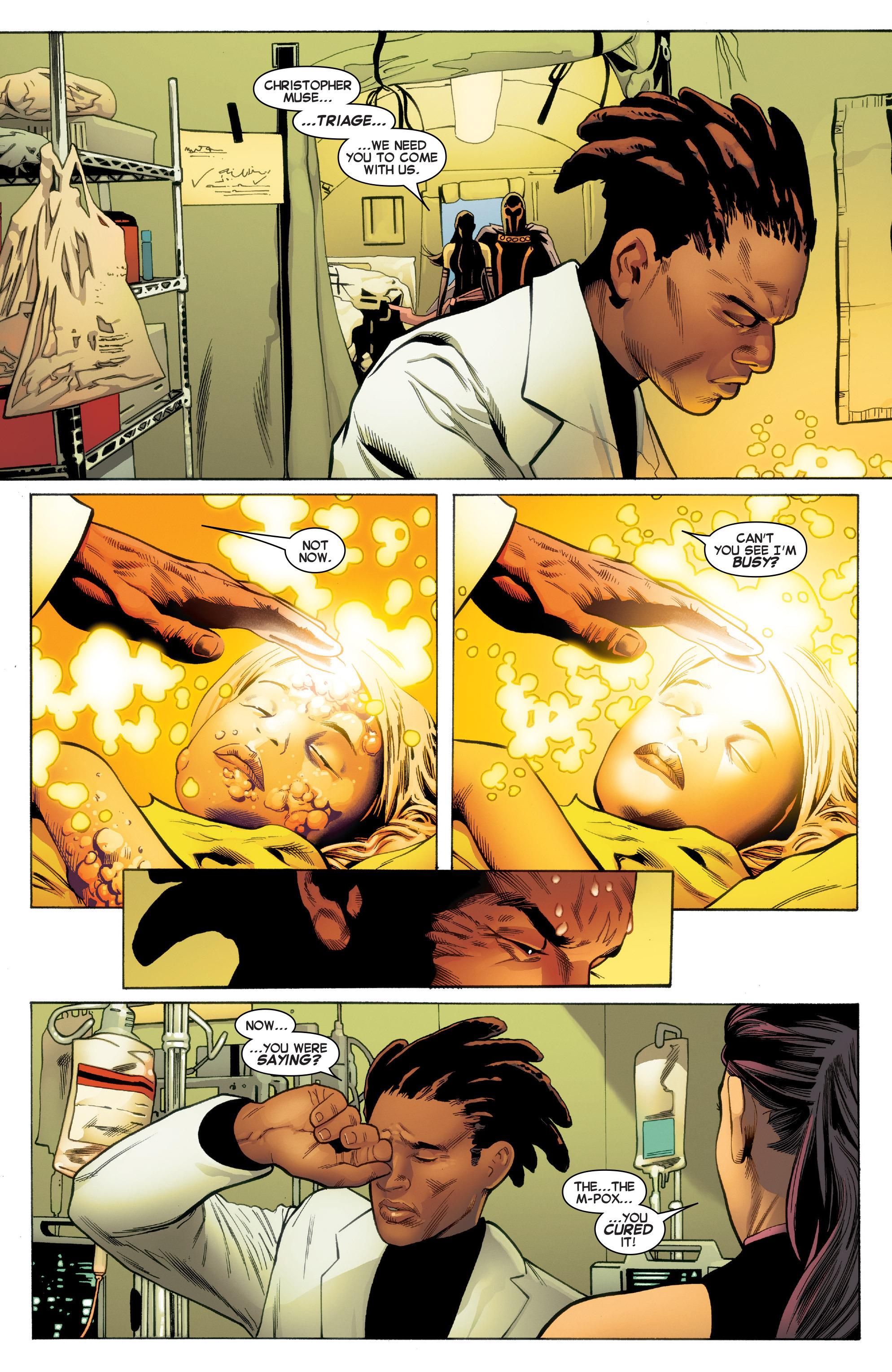 Read online Uncanny X-Men (2016) comic -  Issue #3 - 4
