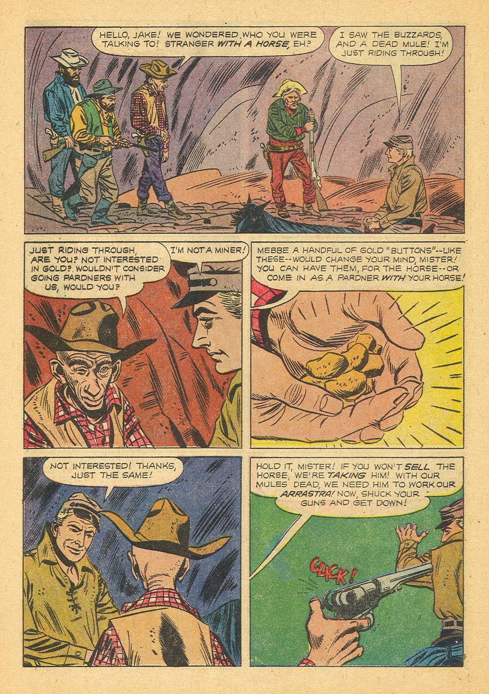 Four Color Comics issue 1076 - Page 28