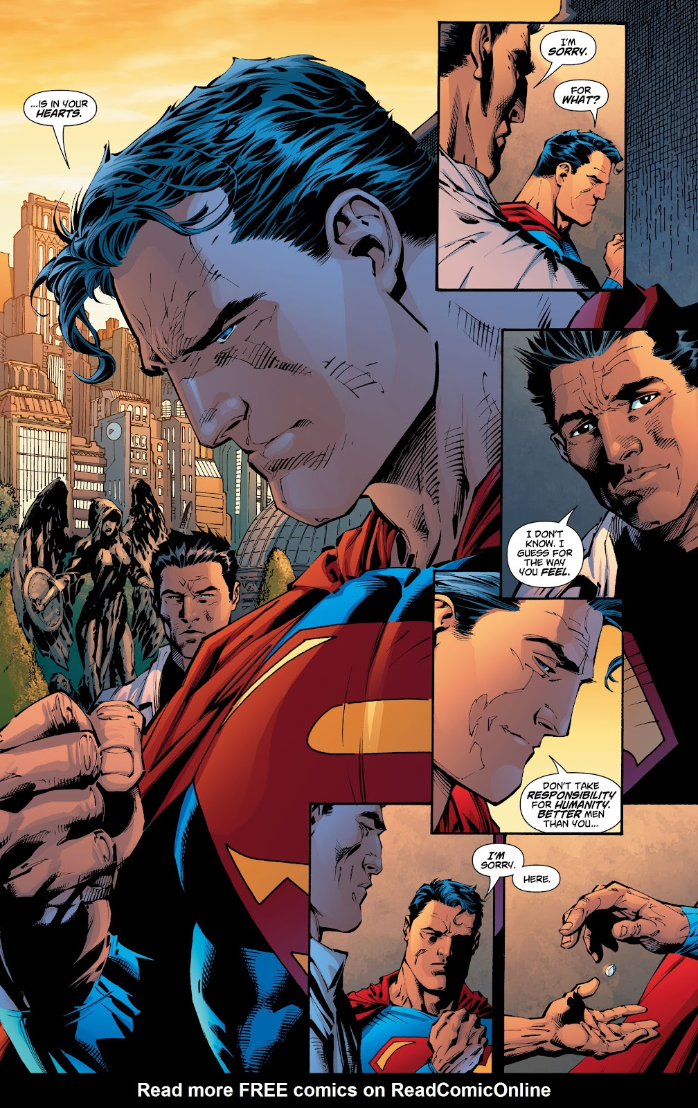 Read online Superman: For Tomorrow comic -  Issue # TPB (Part 1) - 56