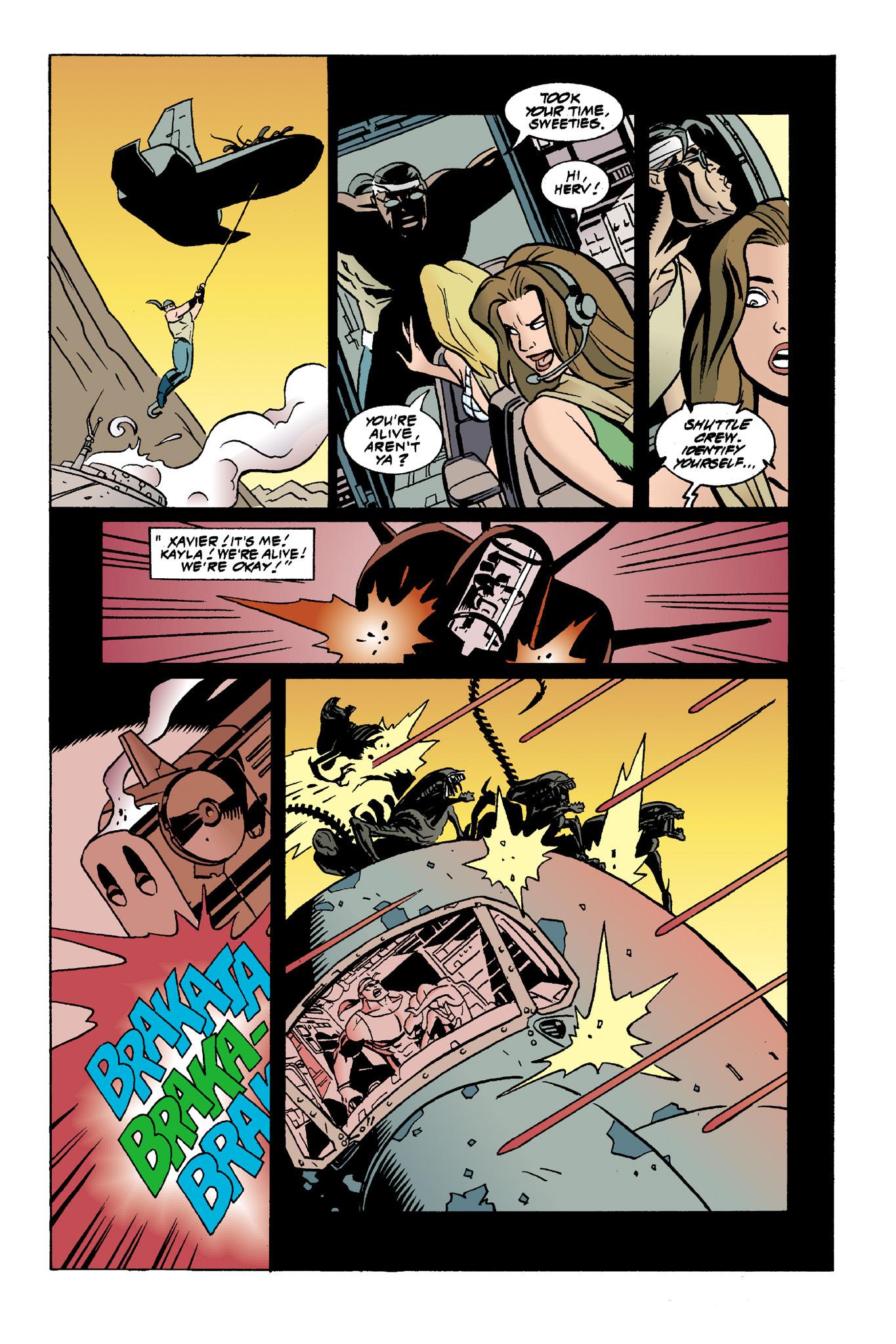 Read online Aliens: Mondo Heat comic -  Issue # Full - 20
