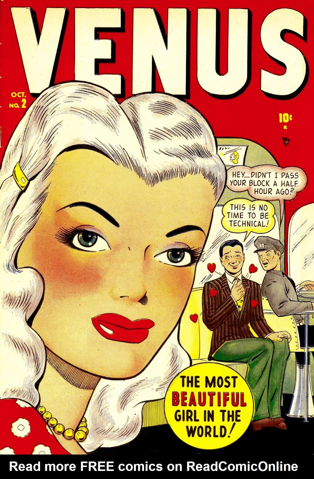 Venus (1948) issue 2 - Page 1