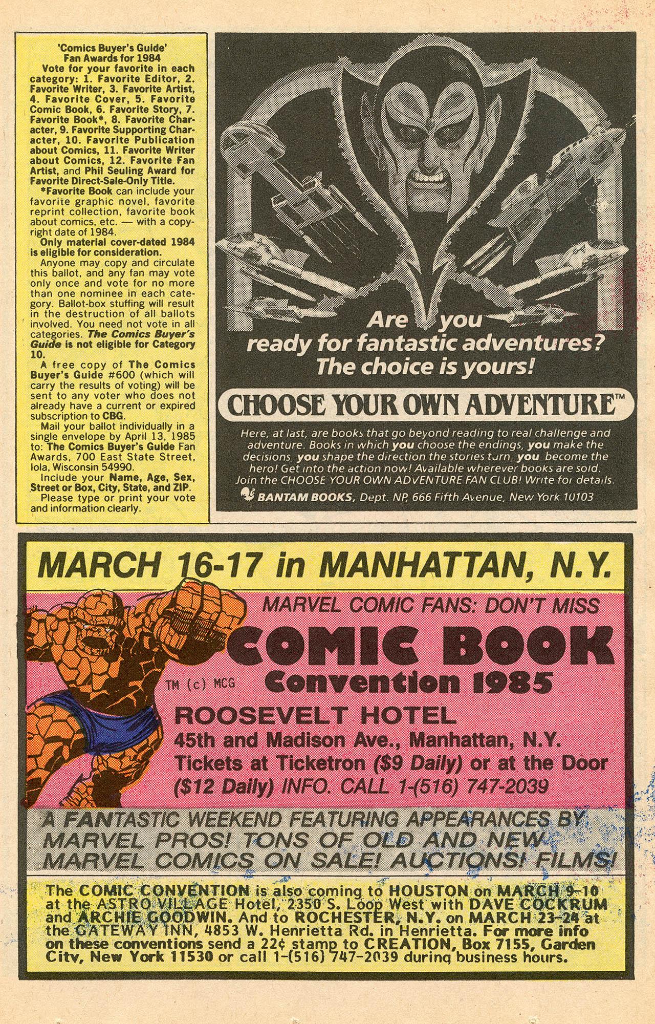 Read online Alpha Flight (1983) comic -  Issue #23 - 23