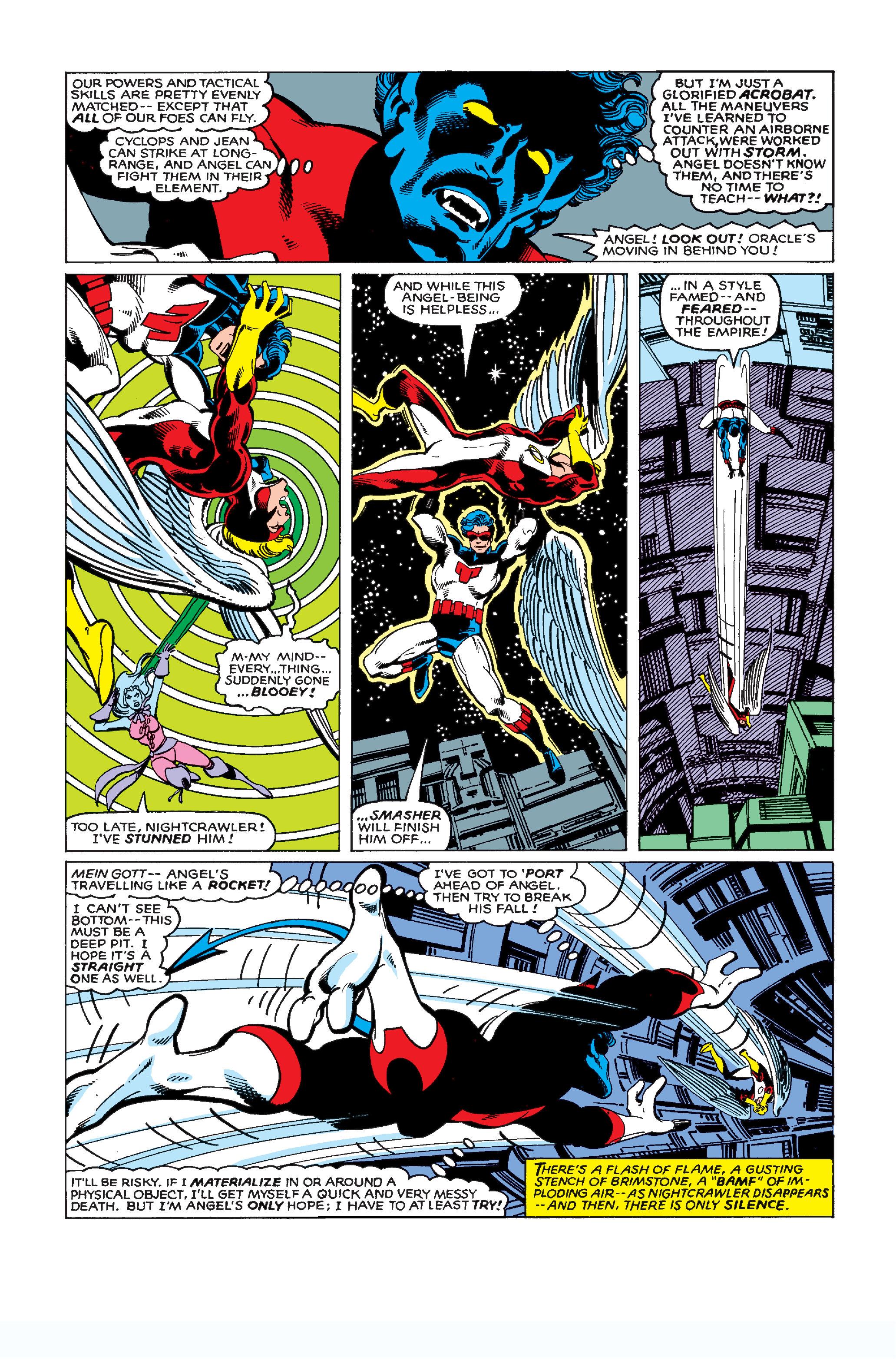 Uncanny X-Men (1963) 137 Page 19