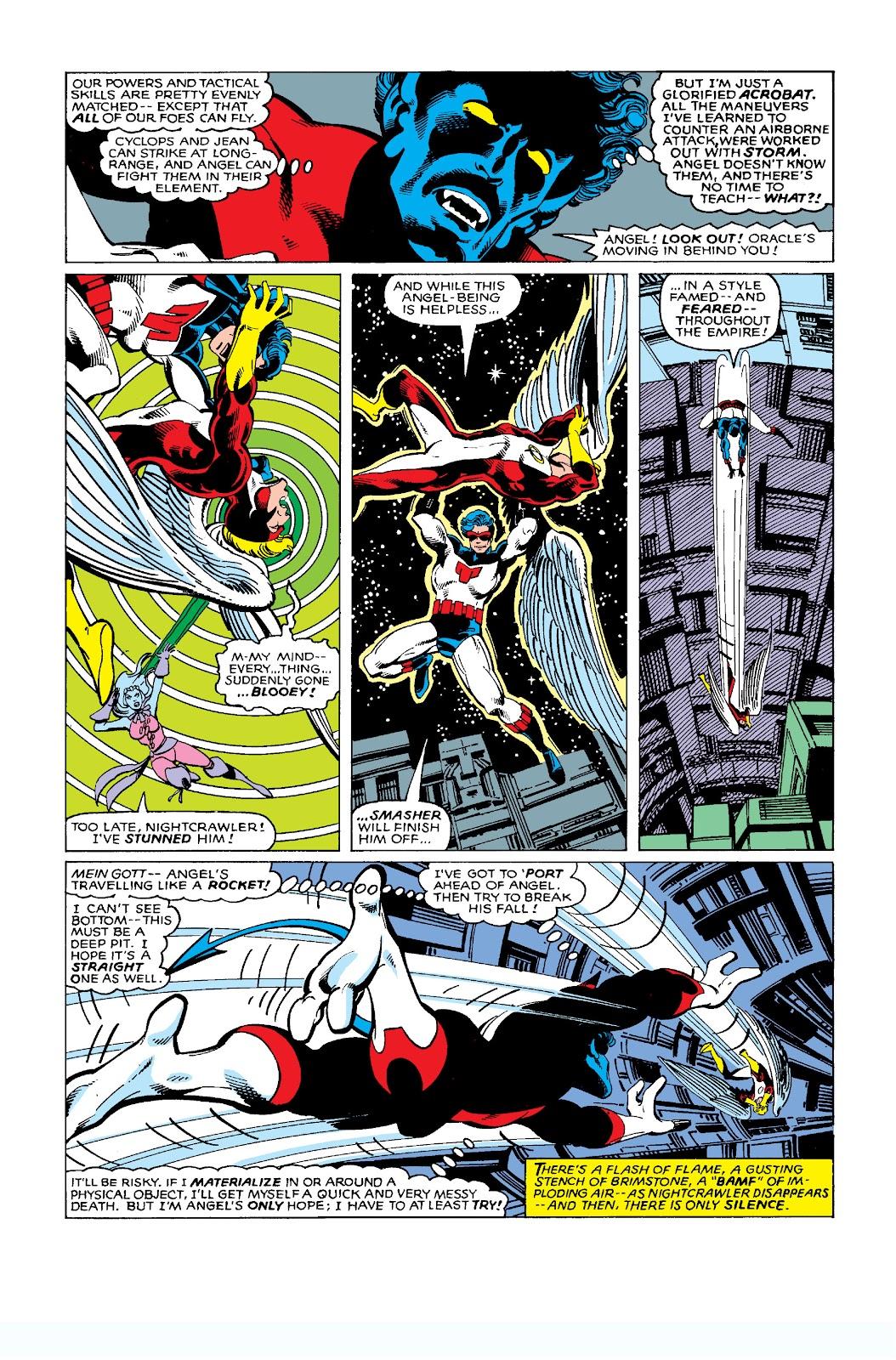 Uncanny X-Men (1963) issue 137 - Page 20