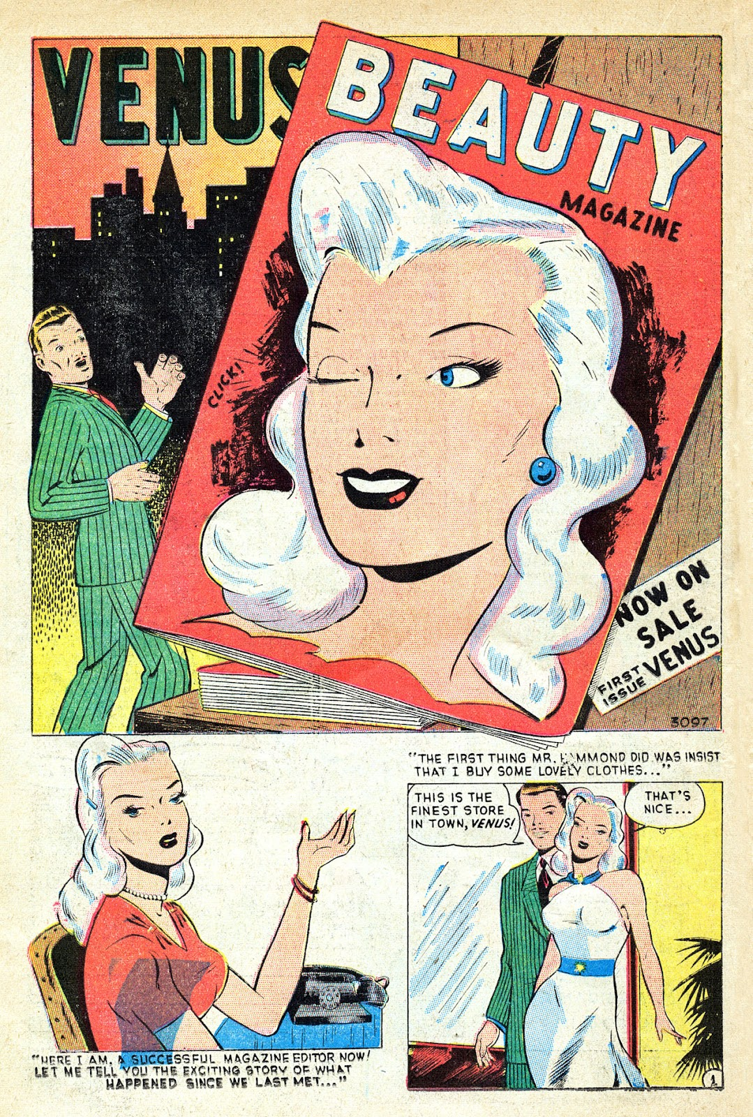Venus (1948) issue 1 - Page 14
