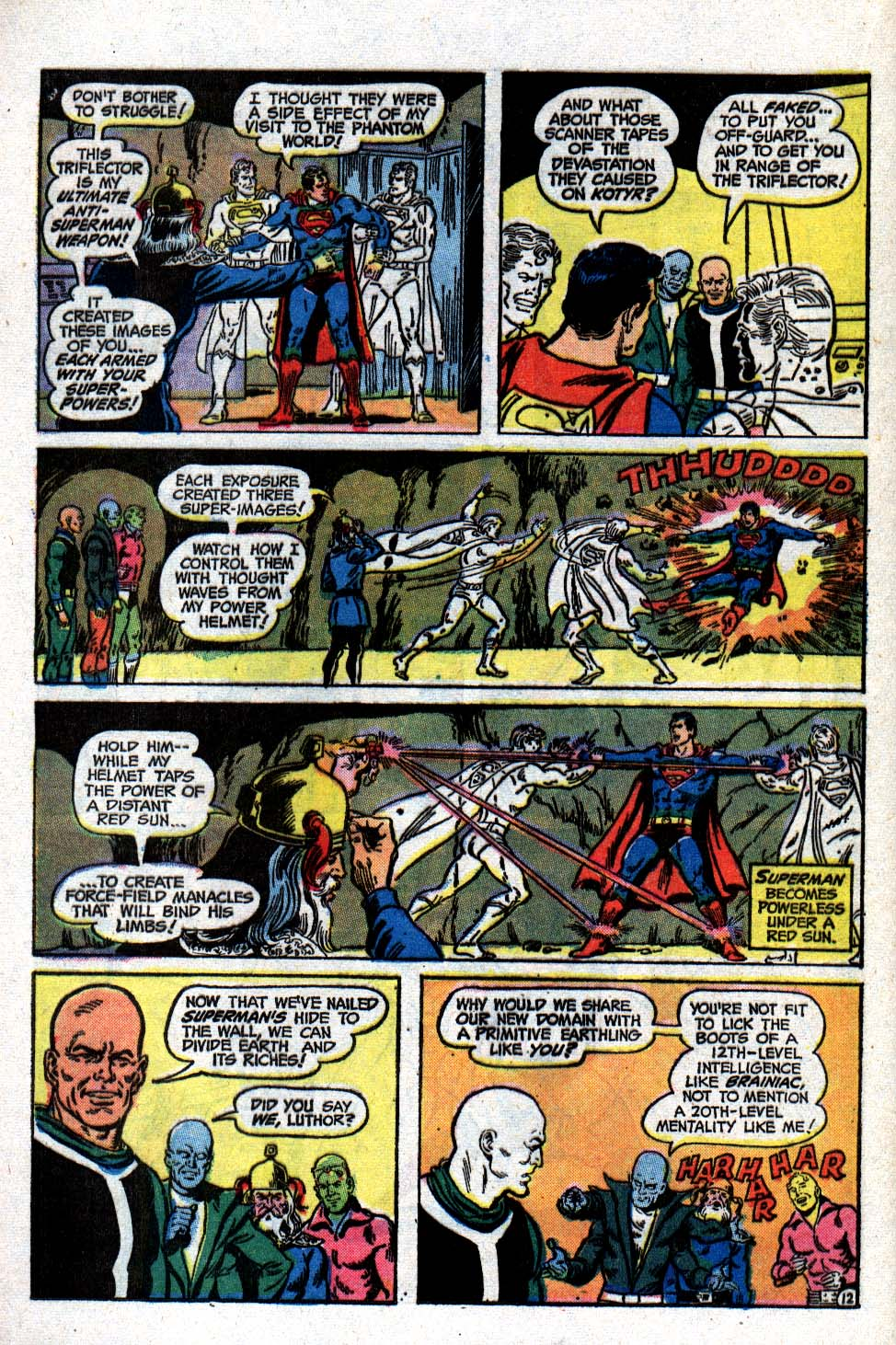 Read online Action Comics (1938) comic -  Issue #418 - 16