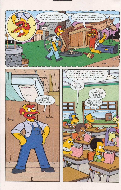 Read online Simpsons Comics comic -  Issue #75 - 5