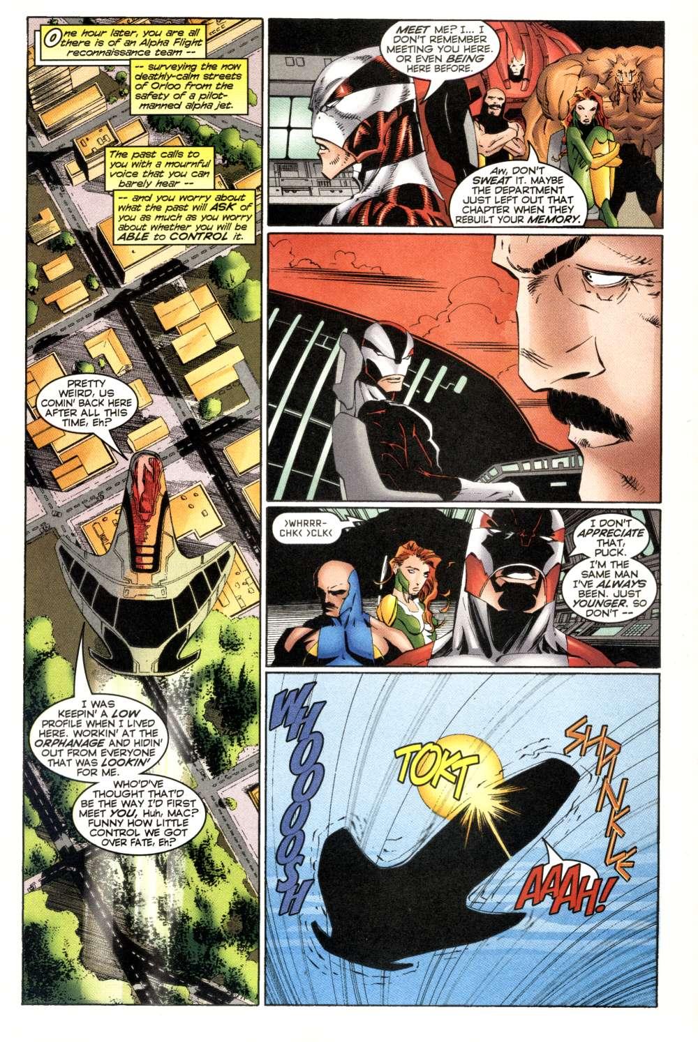 Read online Alpha Flight (1997) comic -  Issue #3 - 9
