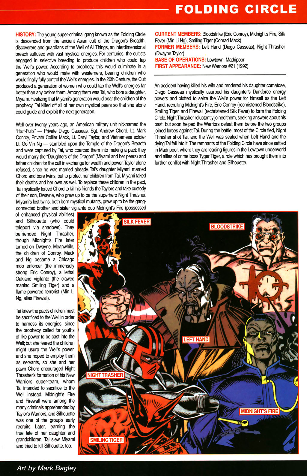 Read online All-New Official Handbook of the Marvel Universe A to Z comic -  Issue #4 - 41
