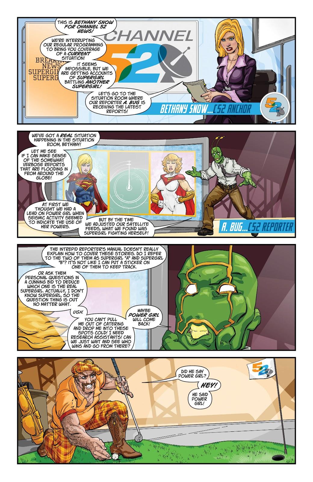 Legion of Super-Heroes (2011) Issue #19 #20 - English 23