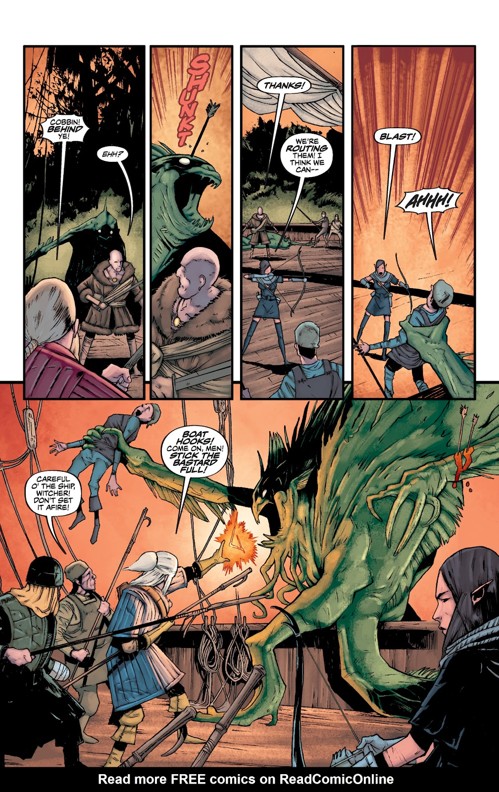 Read online The Witcher Omnibus comic -  Issue # TPB (Part 3) - 11
