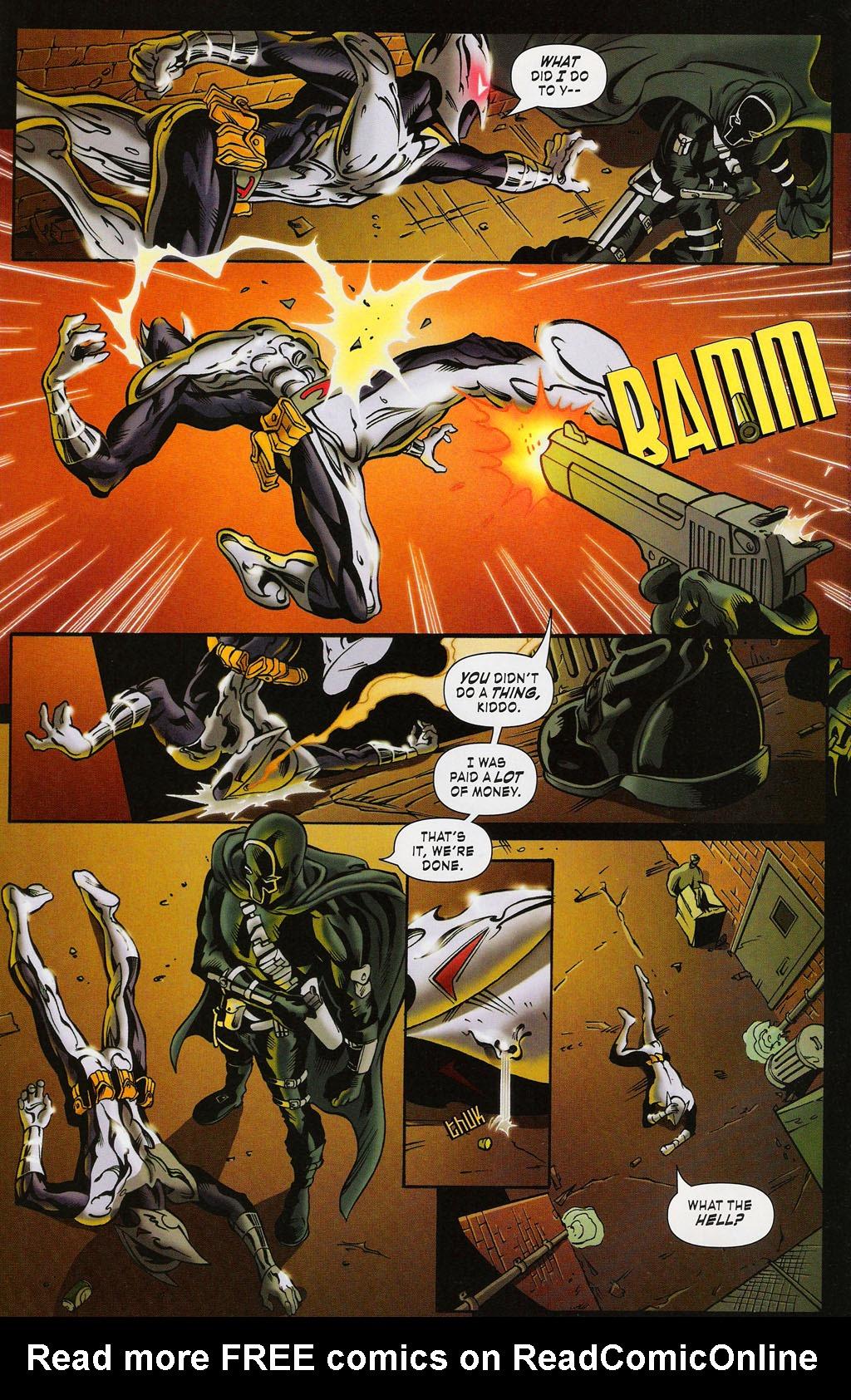 Read online ShadowHawk (2005) comic -  Issue #3 - 6