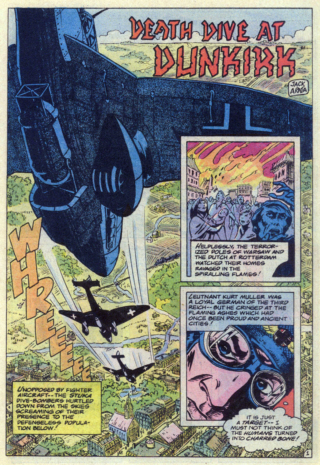 Read online Sgt. Rock comic -  Issue #369 - 14