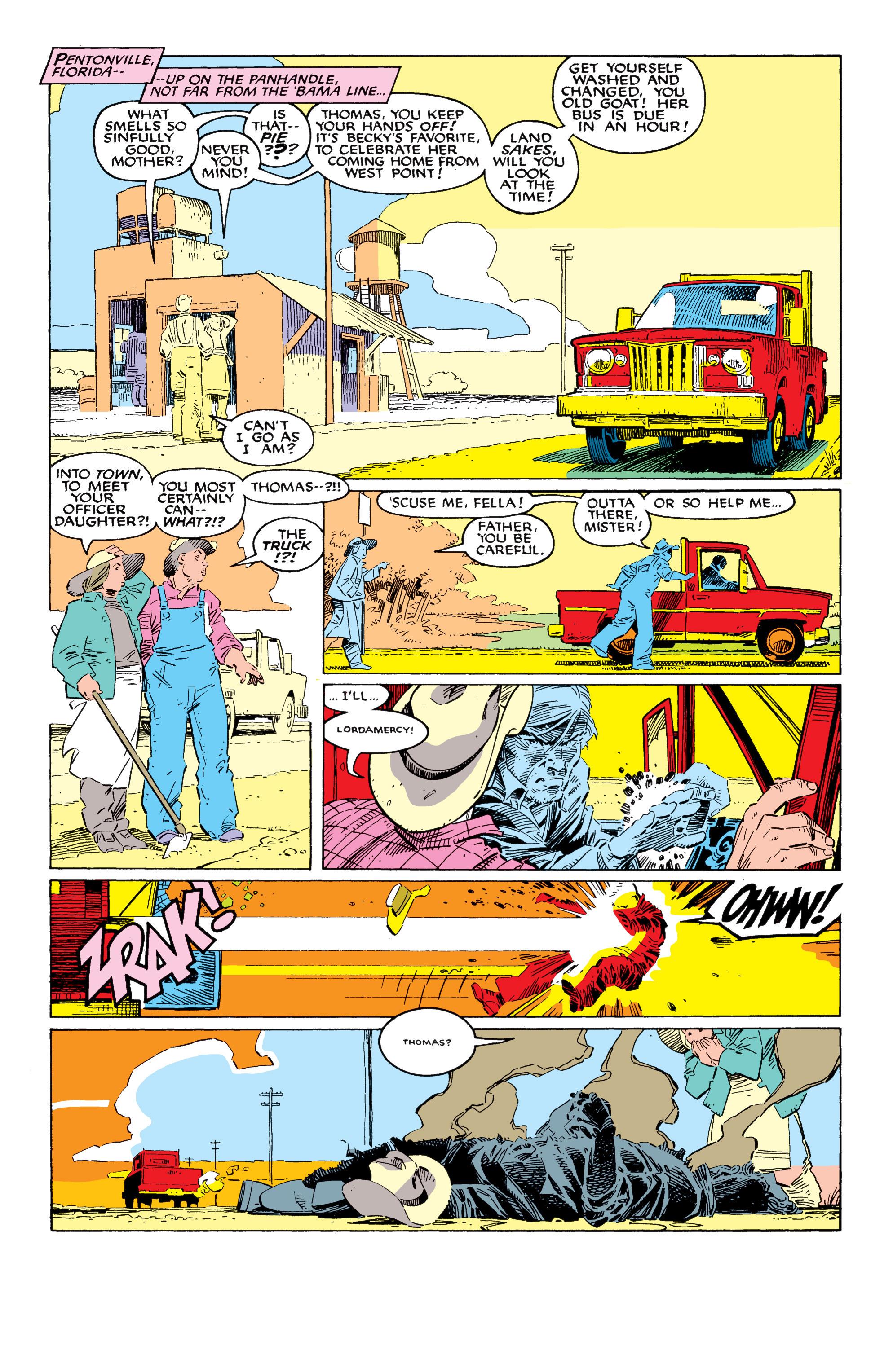 Read online Uncanny X-Men (1963) comic -  Issue #228 - 8