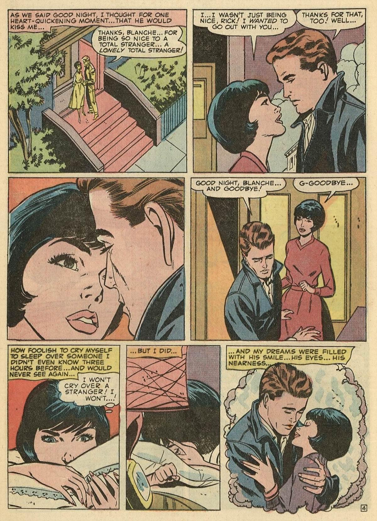 Read online Secret Hearts comic -  Issue #125 - 12