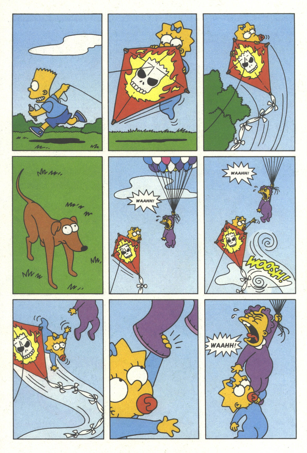 Read online Simpsons Comics comic -  Issue #29 - 28