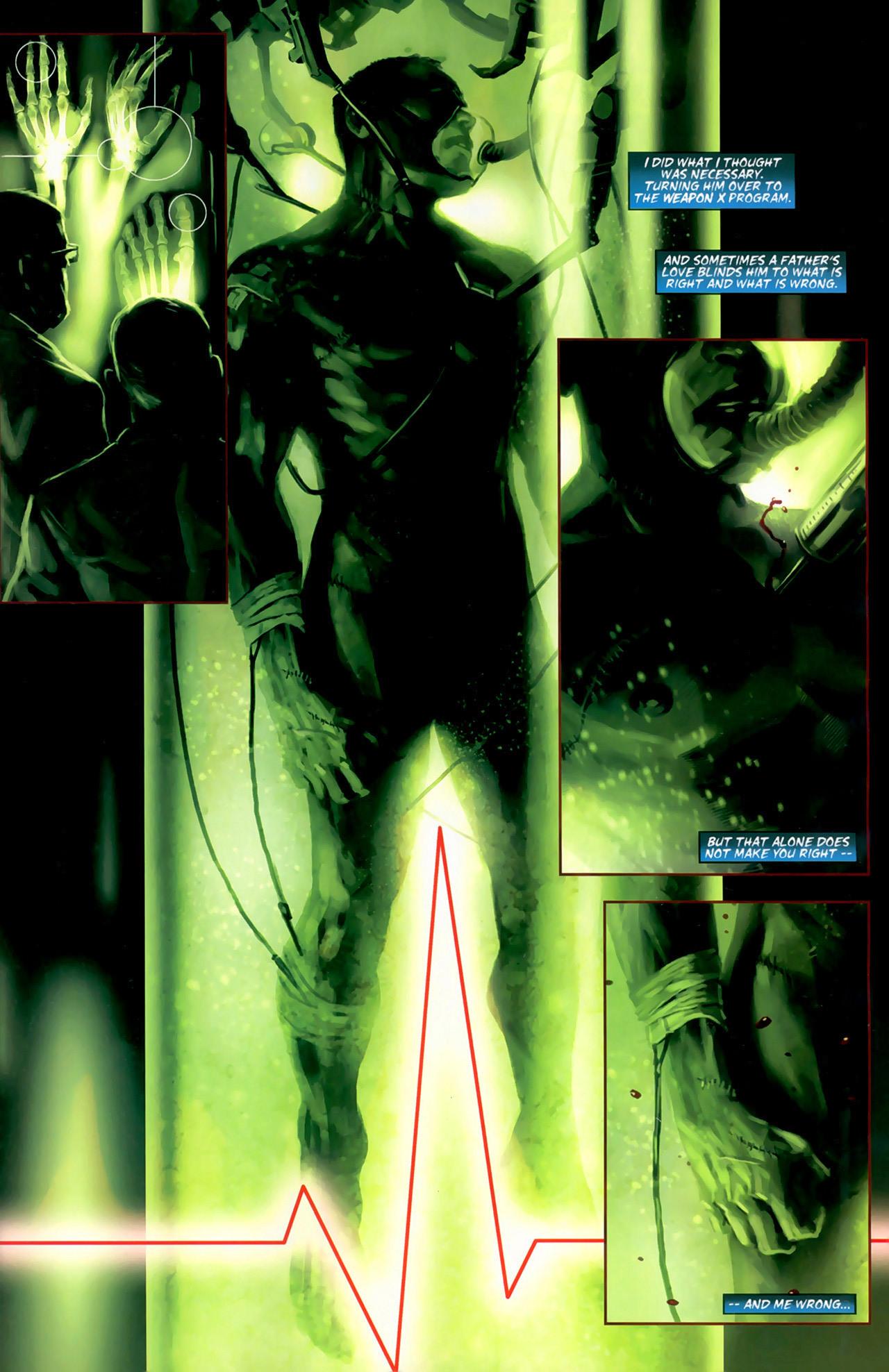 Read online Ultimate Captain America (2008) comic -  Issue # Full - 8