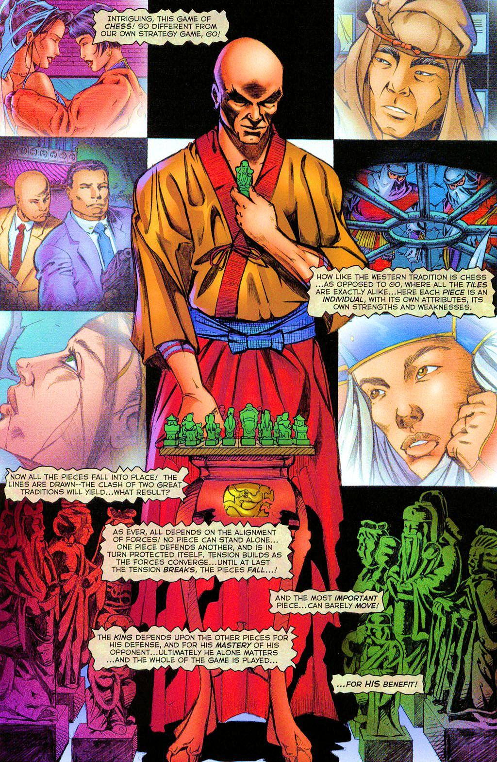 Read online Shi: Heaven And Earth comic -  Issue #2 - 20