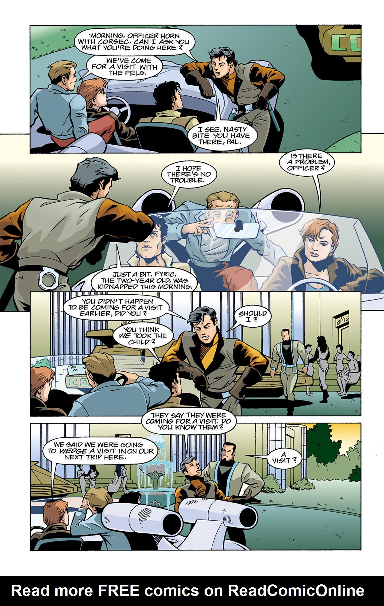 Read online Star Wars Omnibus comic -  Issue # Vol. 3 - 146
