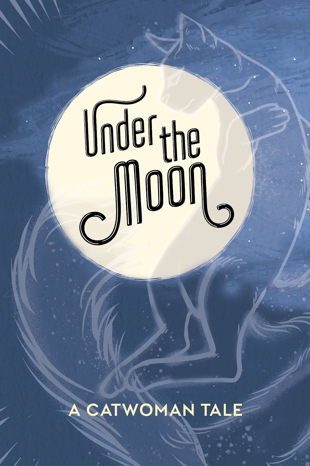 Read online Under the Moon: A Catwoman Tale comic -  Issue # TPB (Part 1) - 2