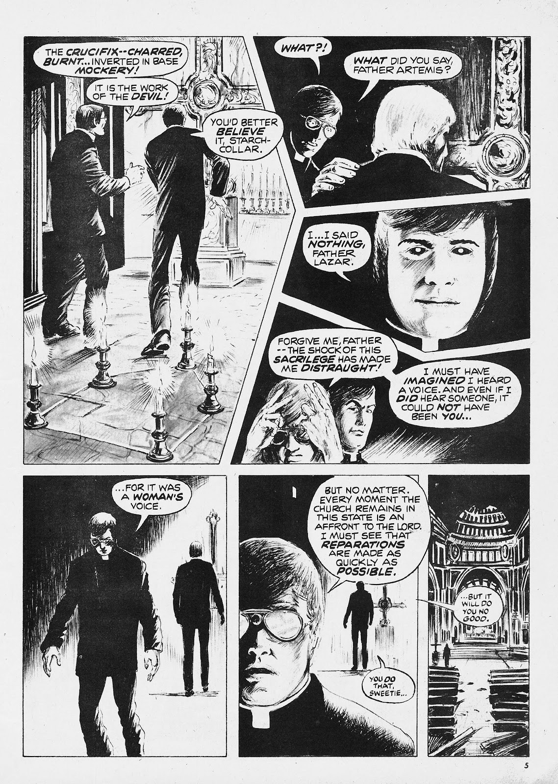 Haunt of Horror issue 2 - Page 5