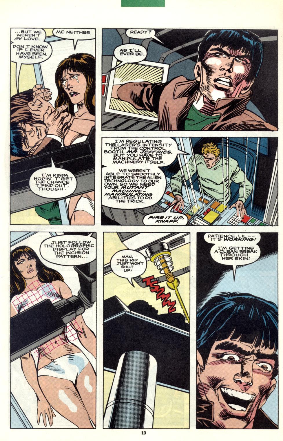 Read online Alpha Flight (1983) comic -  Issue #101 - 11