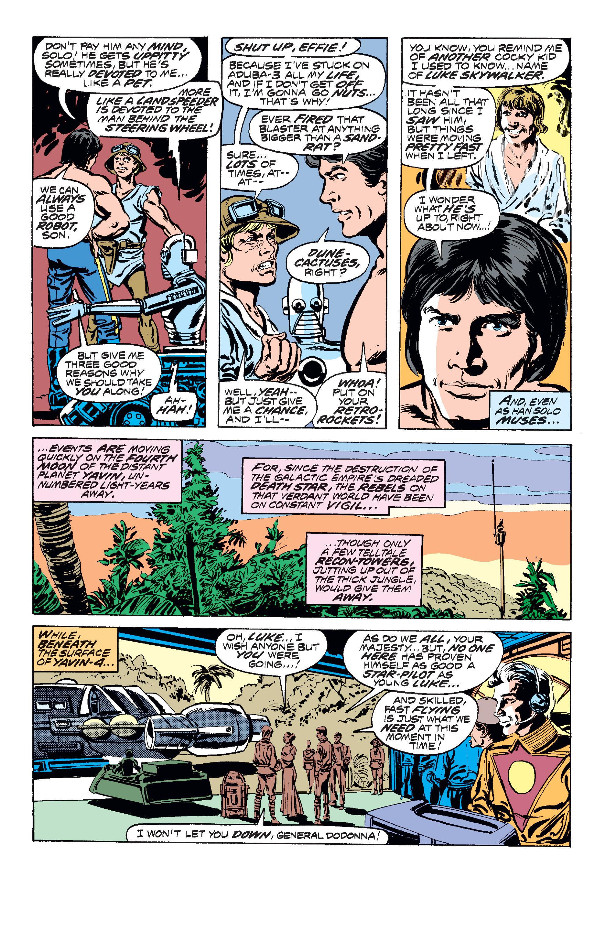 Read online Star Wars Omnibus comic -  Issue # Vol. 13 - 146