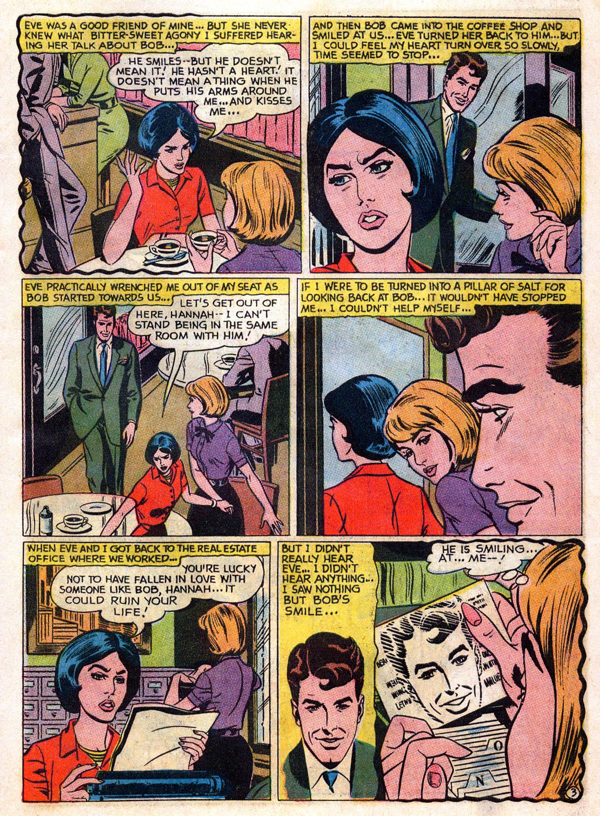 Read online Secret Hearts comic -  Issue #109 - 15