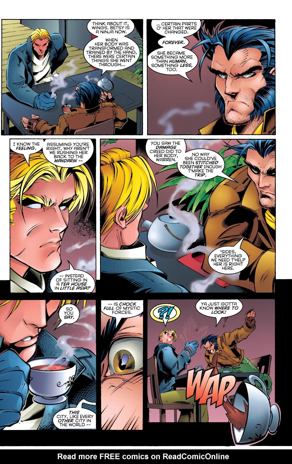 Uncanny X-Men (1963) issue 329 - Page 9